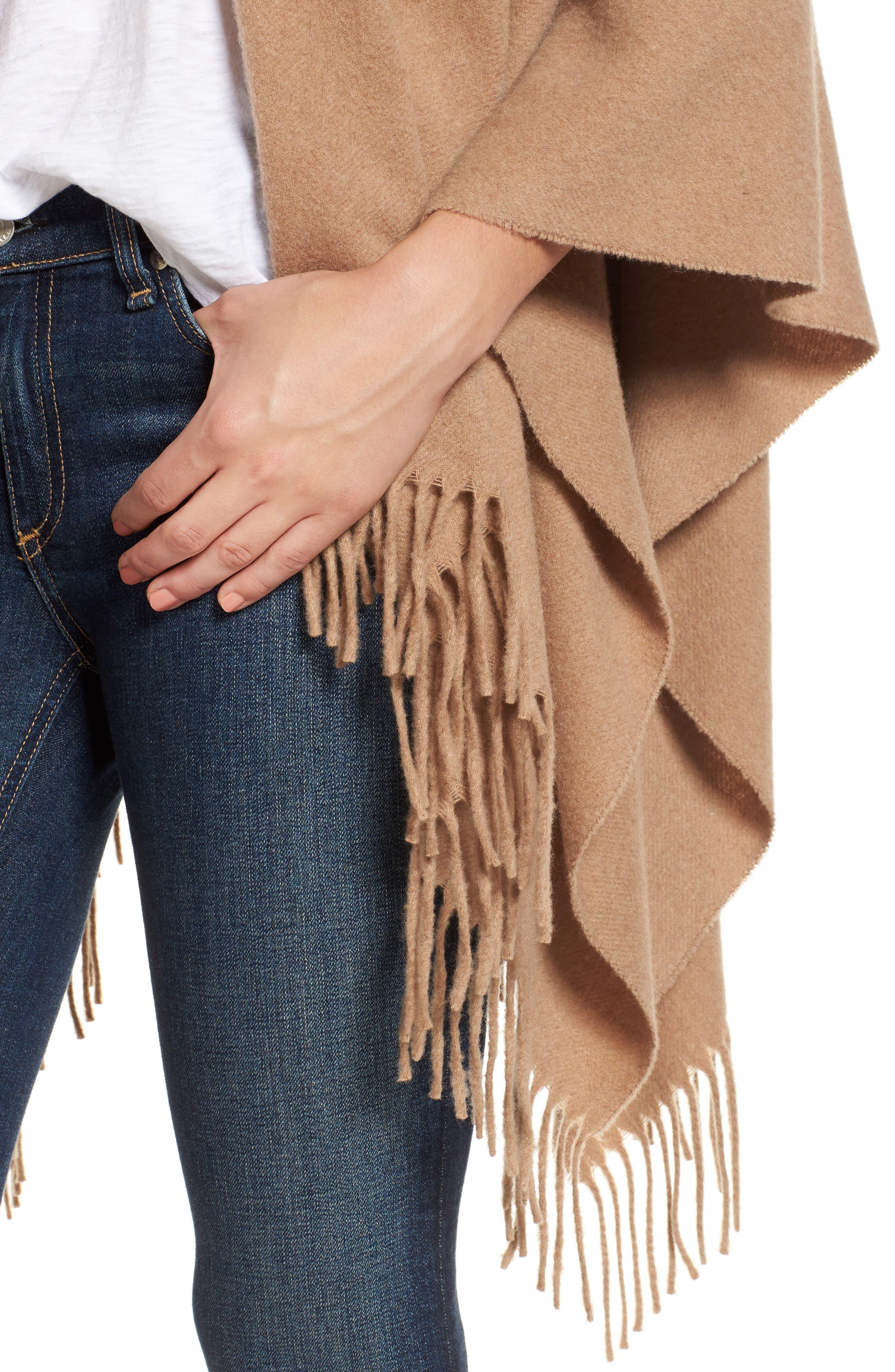 Alternate Image 5  - rag & bone Cashmere Poncho