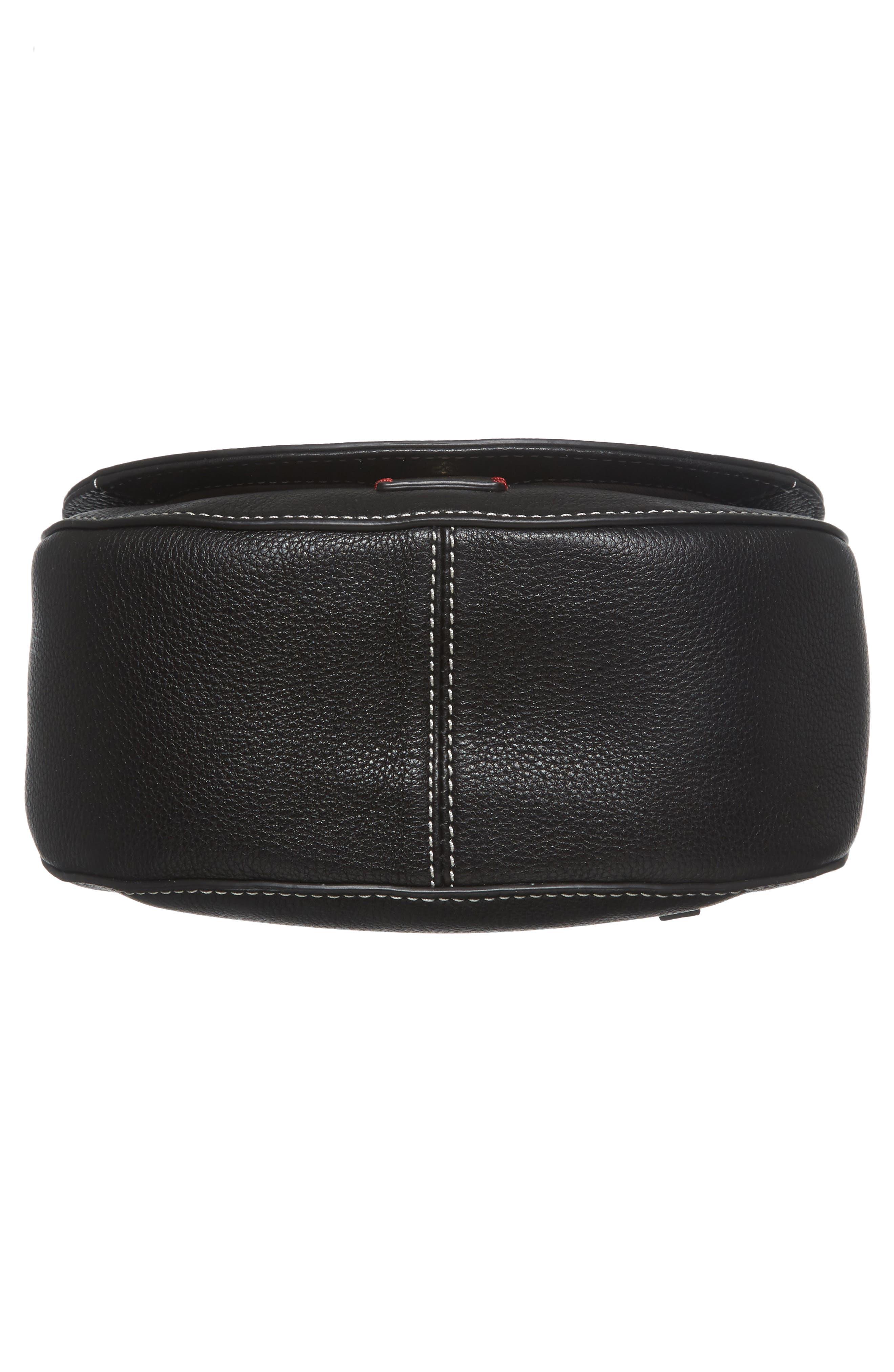 Alternate Image 6  - Frances Valentine Mini Ellen Leather Crossbody Bag