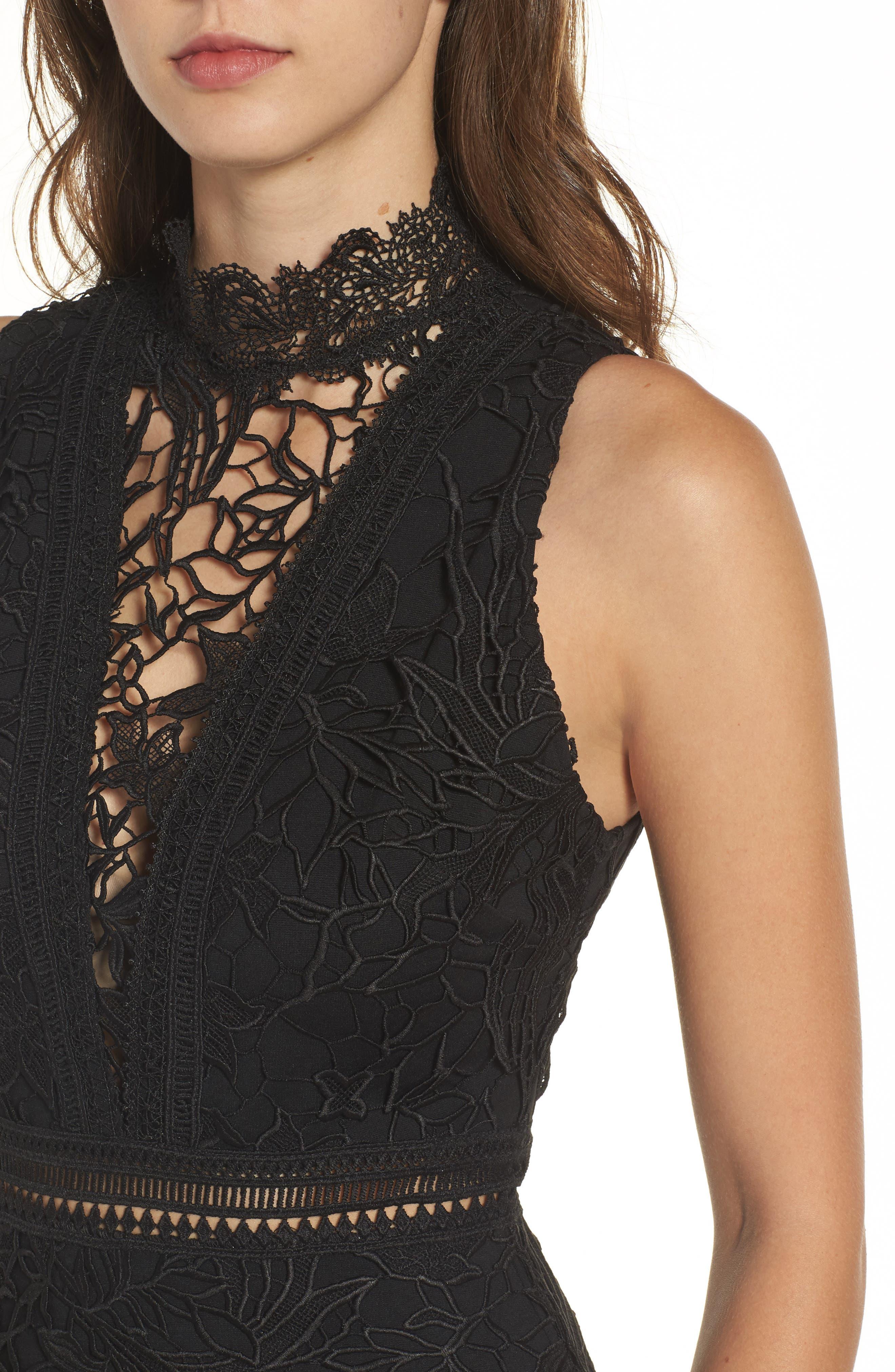 Alternate Image 4  - ASTR the Label Felicity Sheath Dress