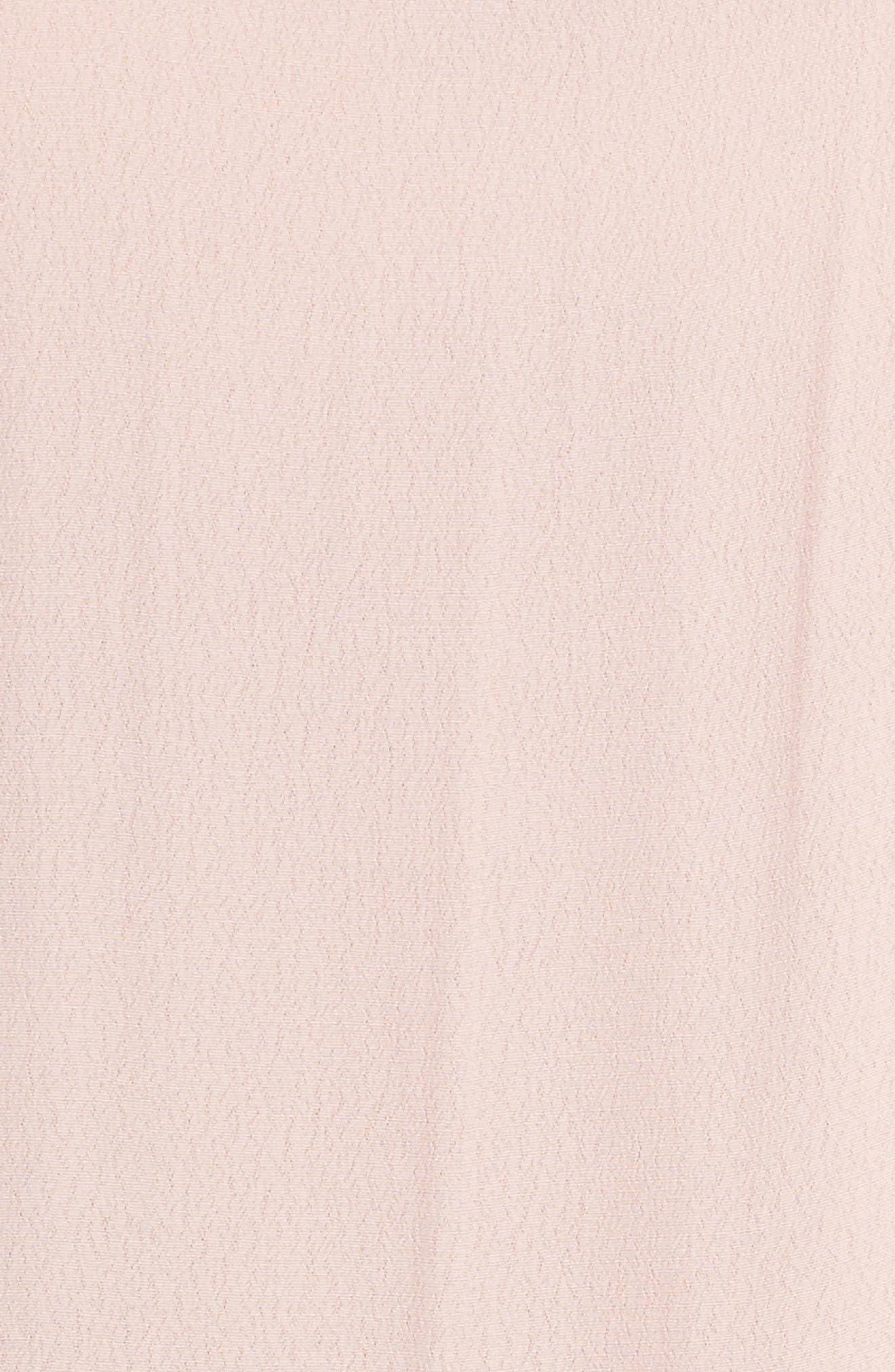 Alternate Image 5  - Muche et Muchette Jolie Lace Accent Cover-Up Dress