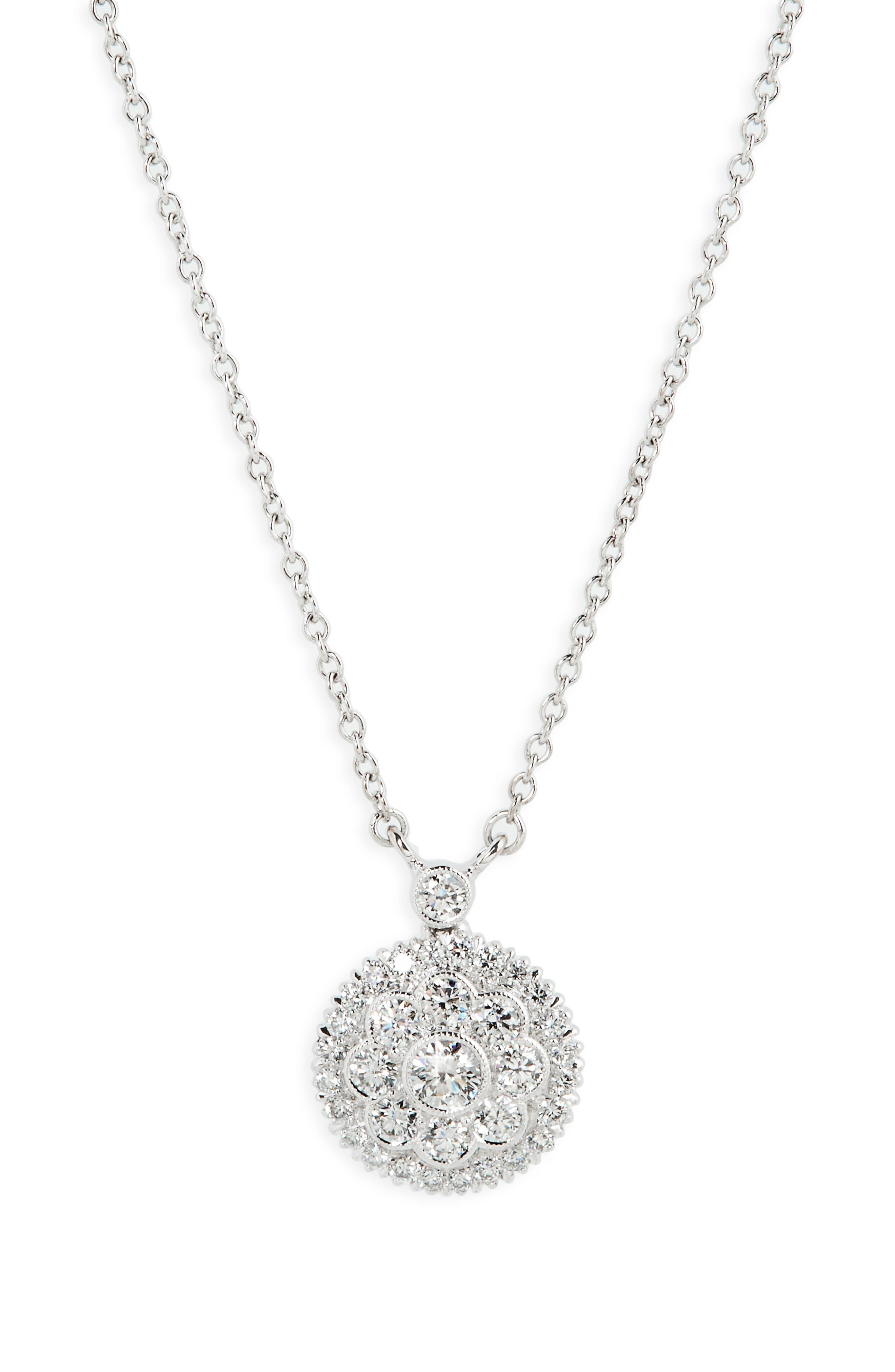 Alternate Image 1 Selected - Kwiat Diamond Pendant Necklace