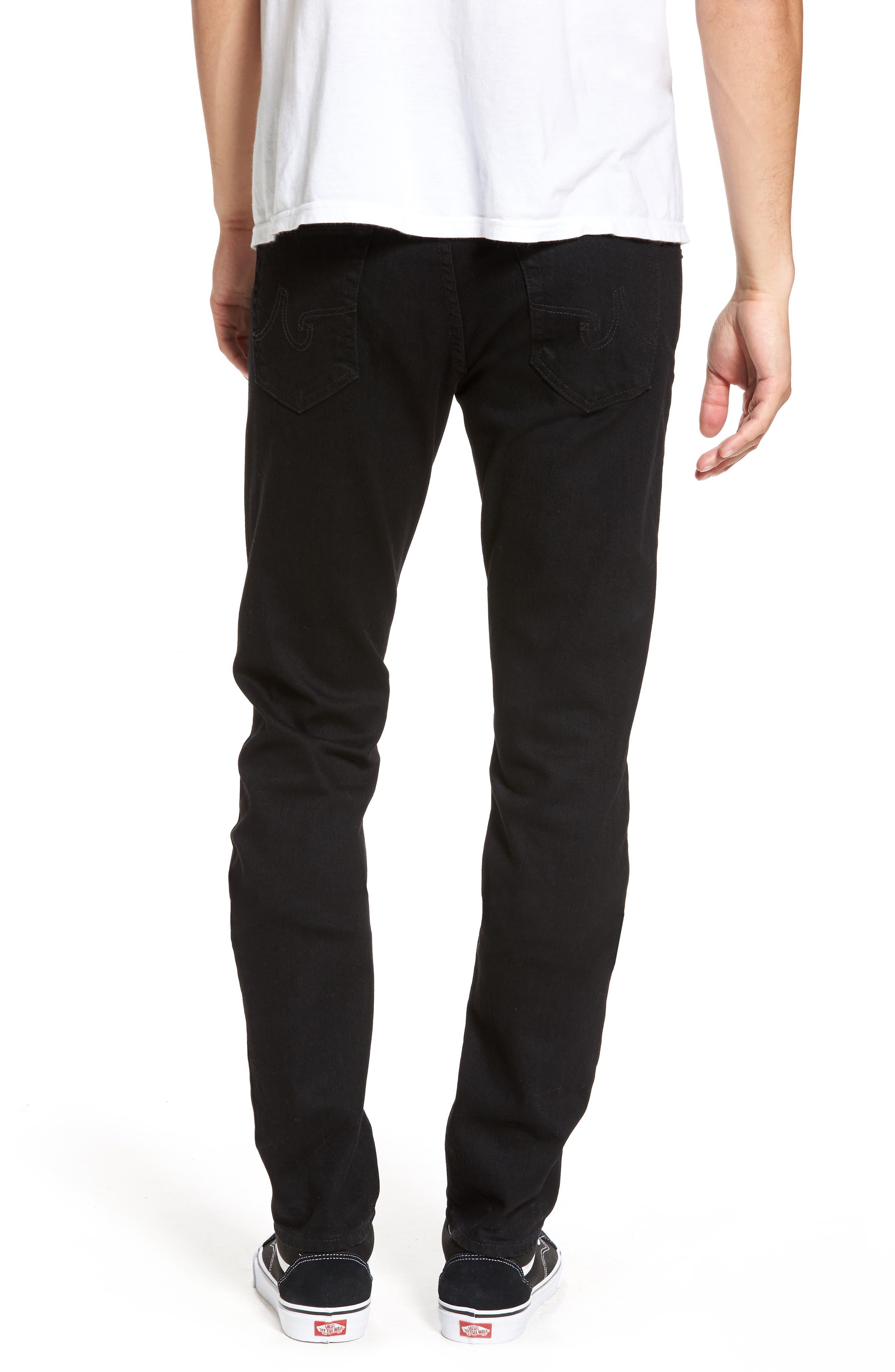 Alternate Image 2  - AG Dylan Slim Skinny Fit Jeans (Deep Pitch)