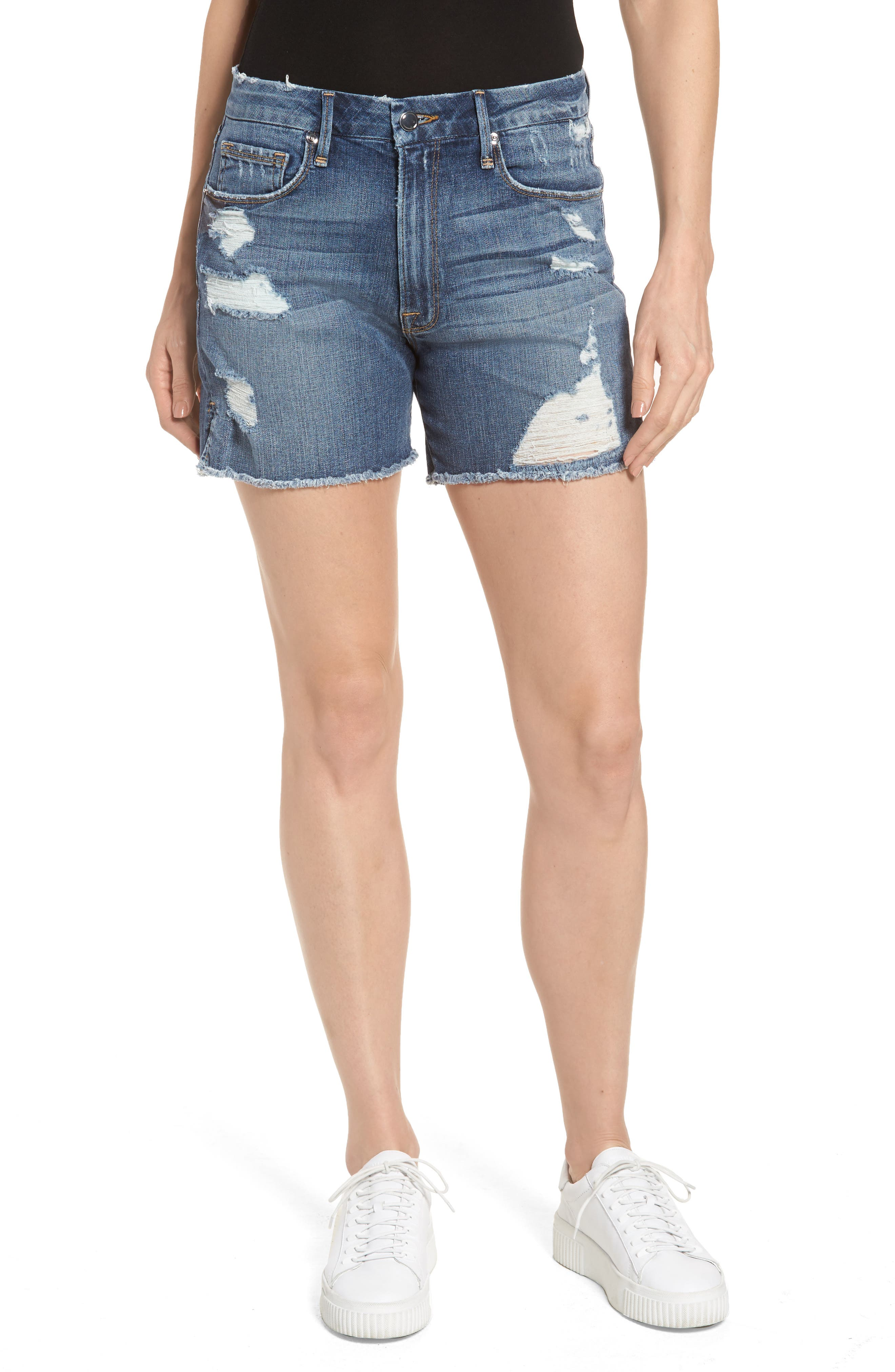 Good high waisted jean shorts