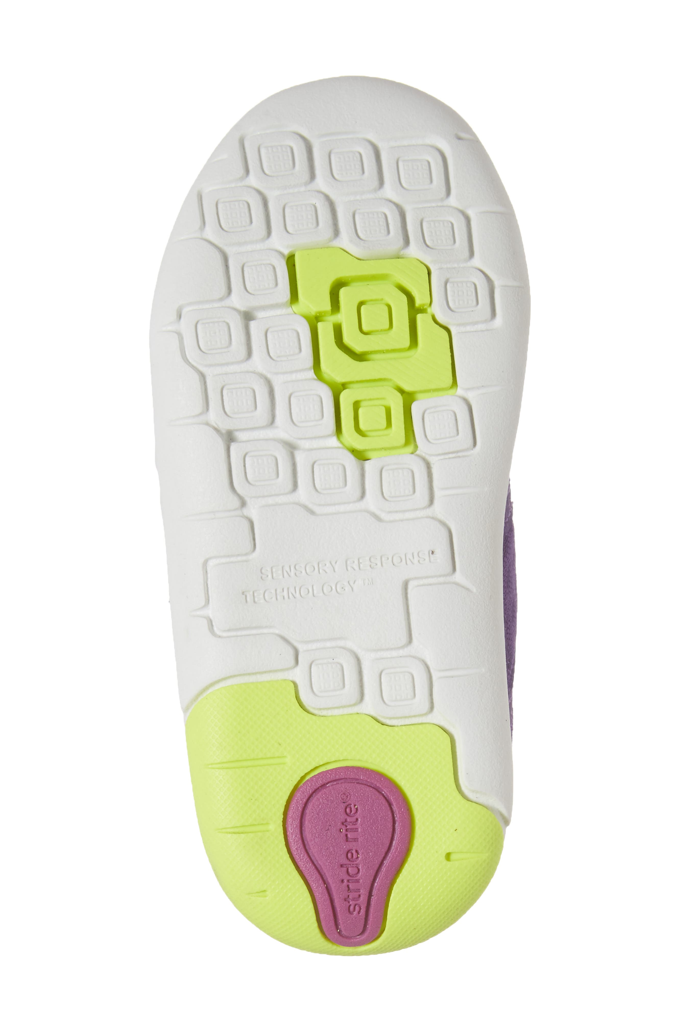 Casey Sneaker,                             Alternate thumbnail 6, color,                             Purple