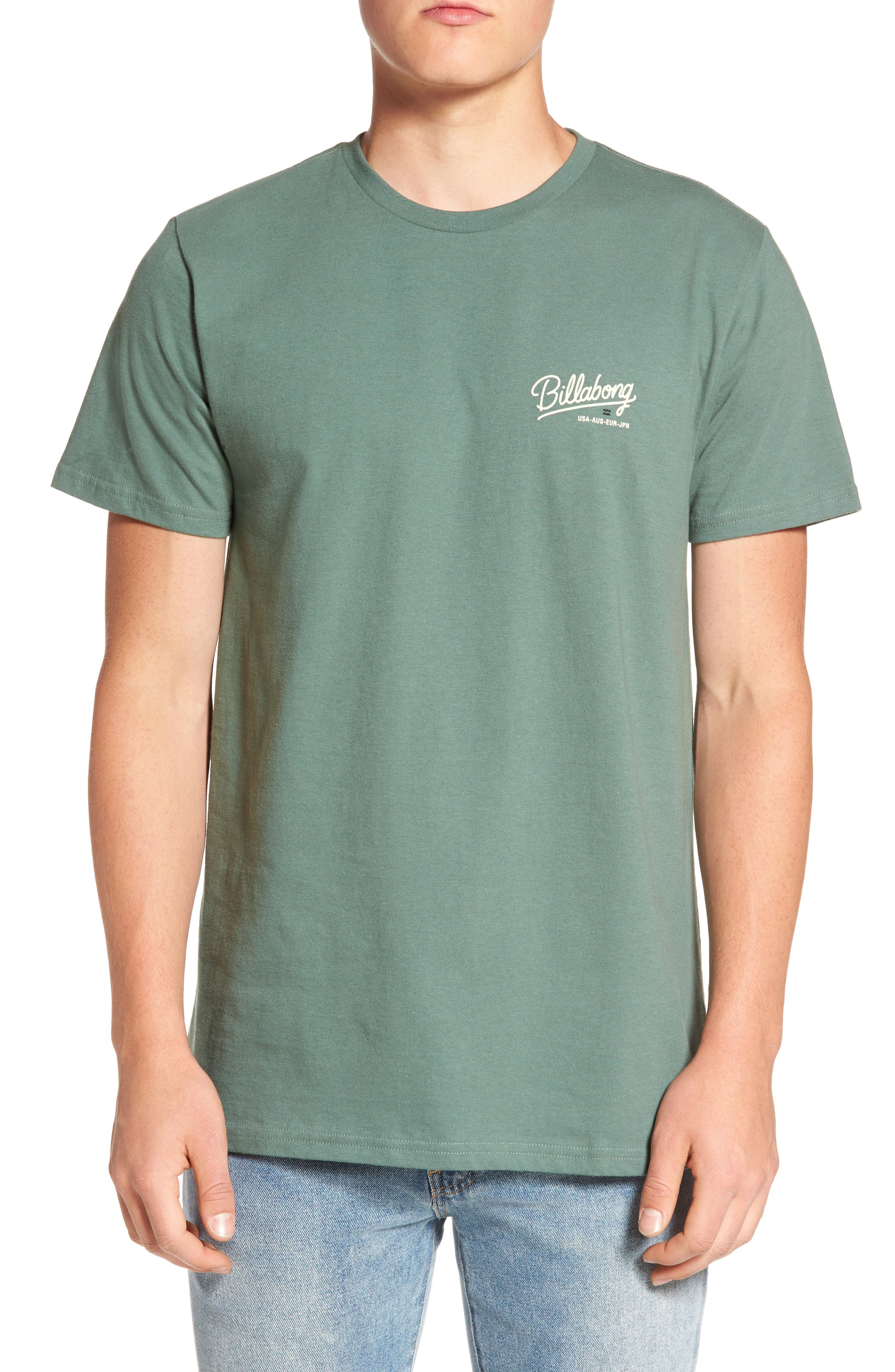 Billabong Baldwin Graphic T-Shirt