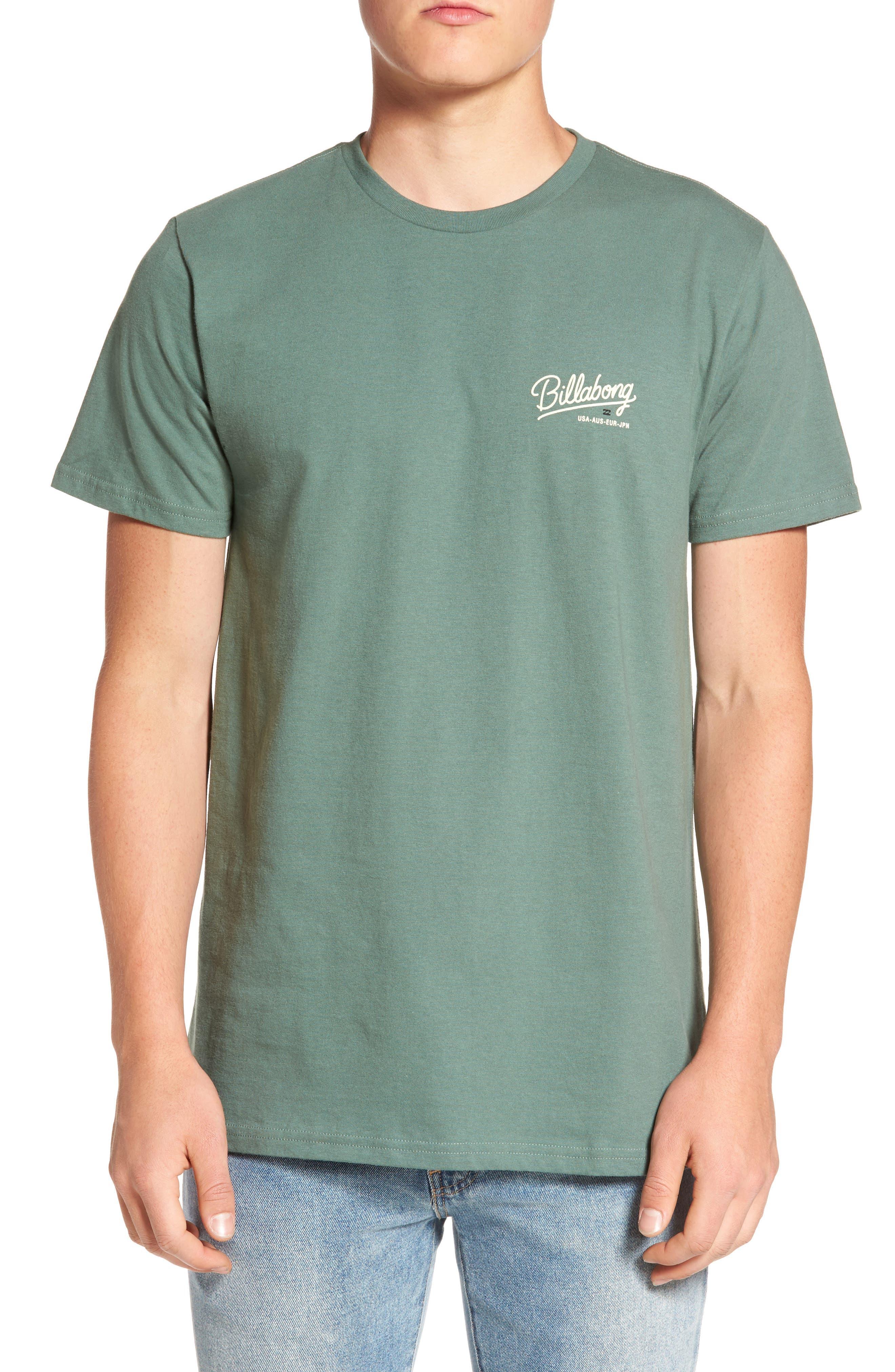 Billabong Baldwin Graphic T-Shirt