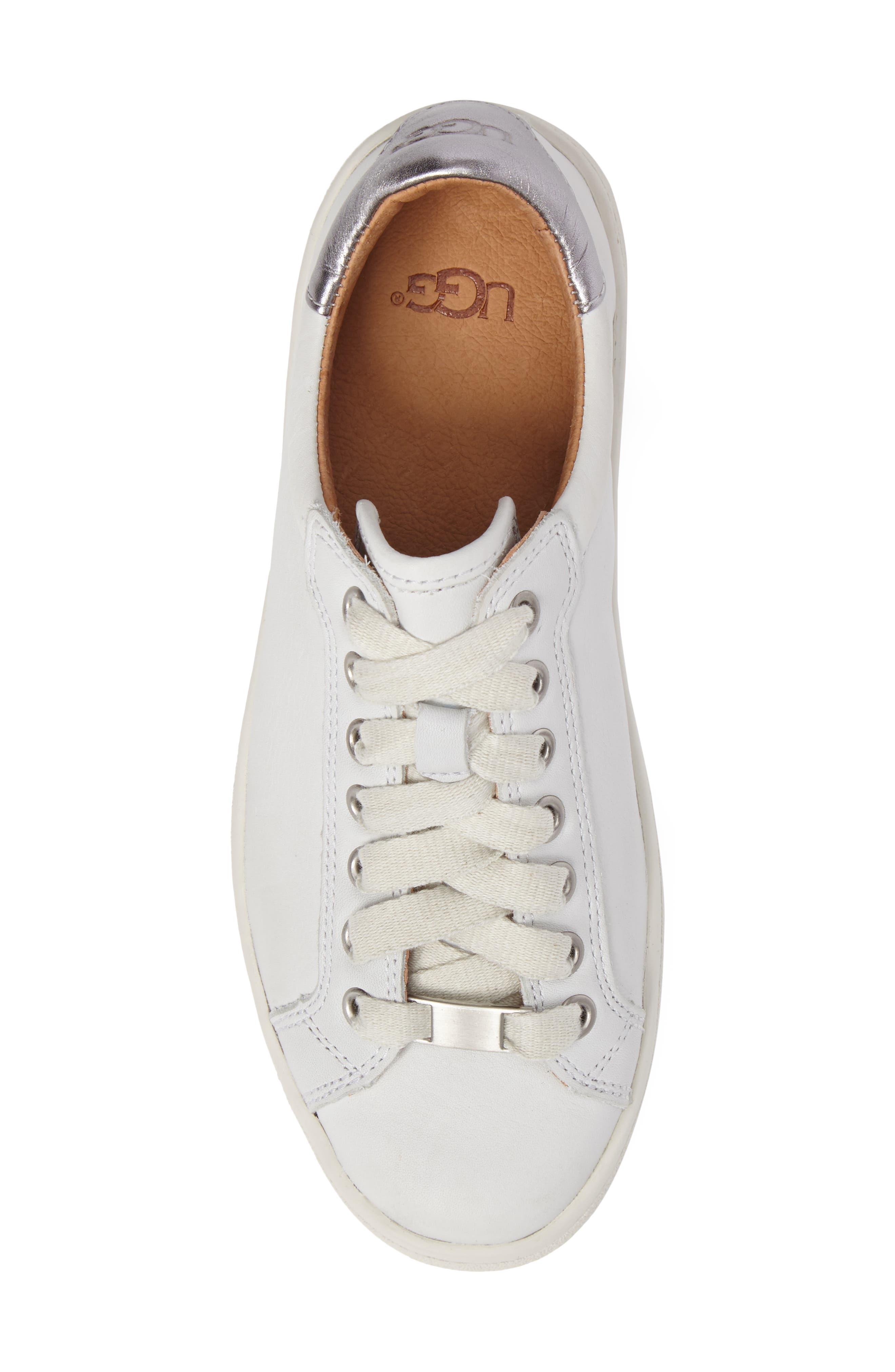 Alternate Image 5  - UGG® Milo Sneaker (Women)