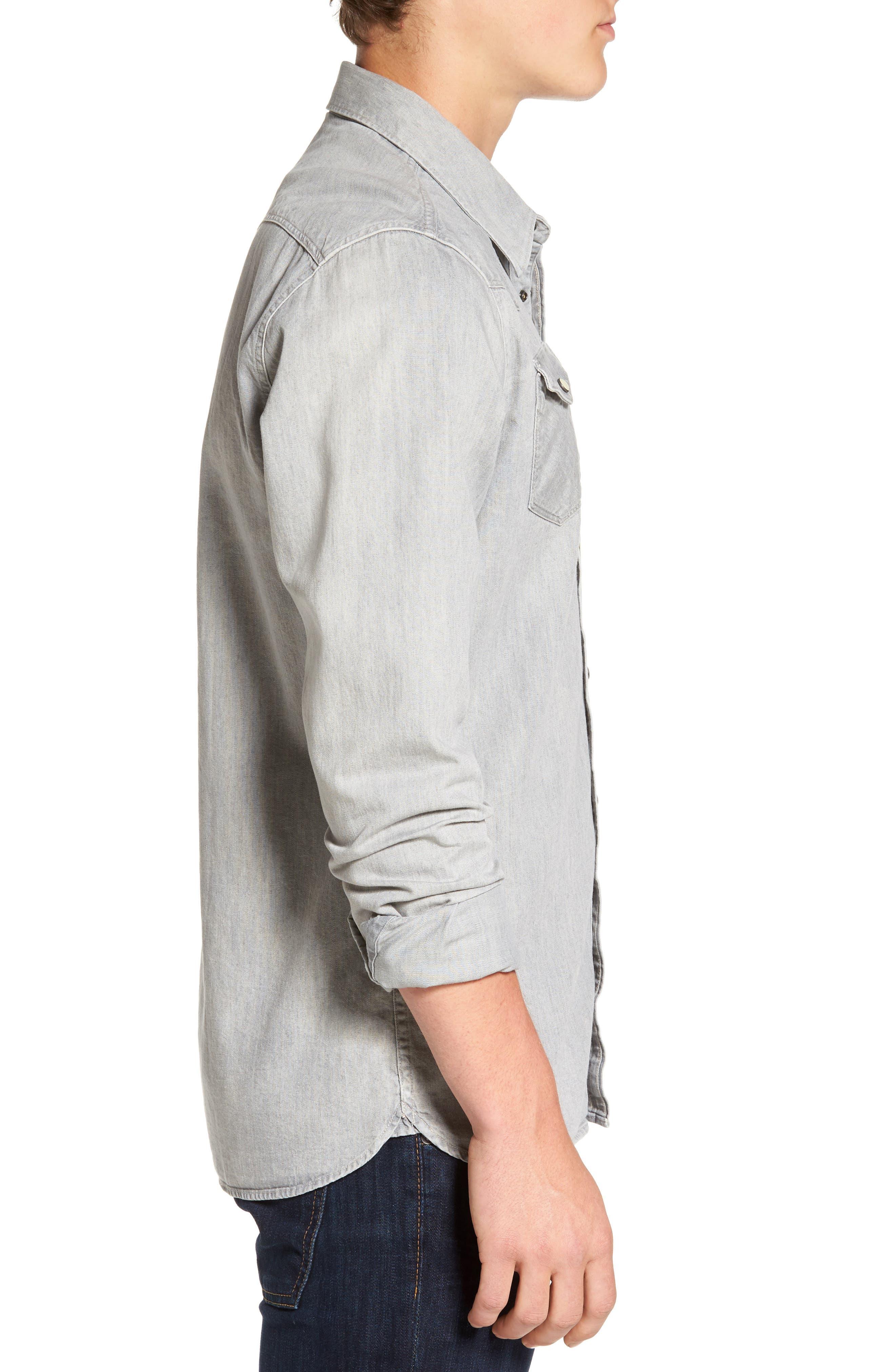 Alternate Image 3  - Scotch & Soda Western Shirt