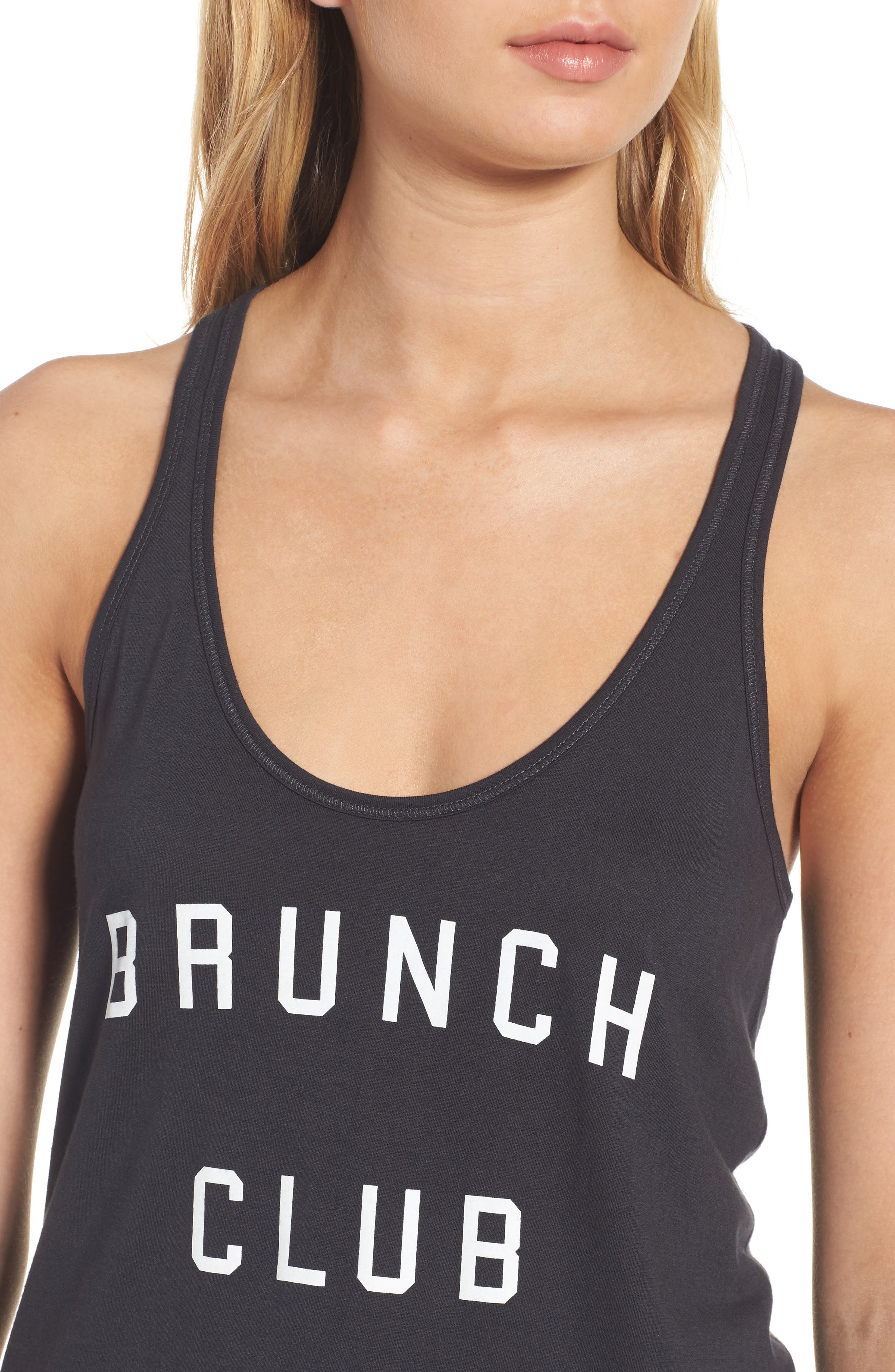 Alternate Image 4  - South Parade Brunch Club Tank