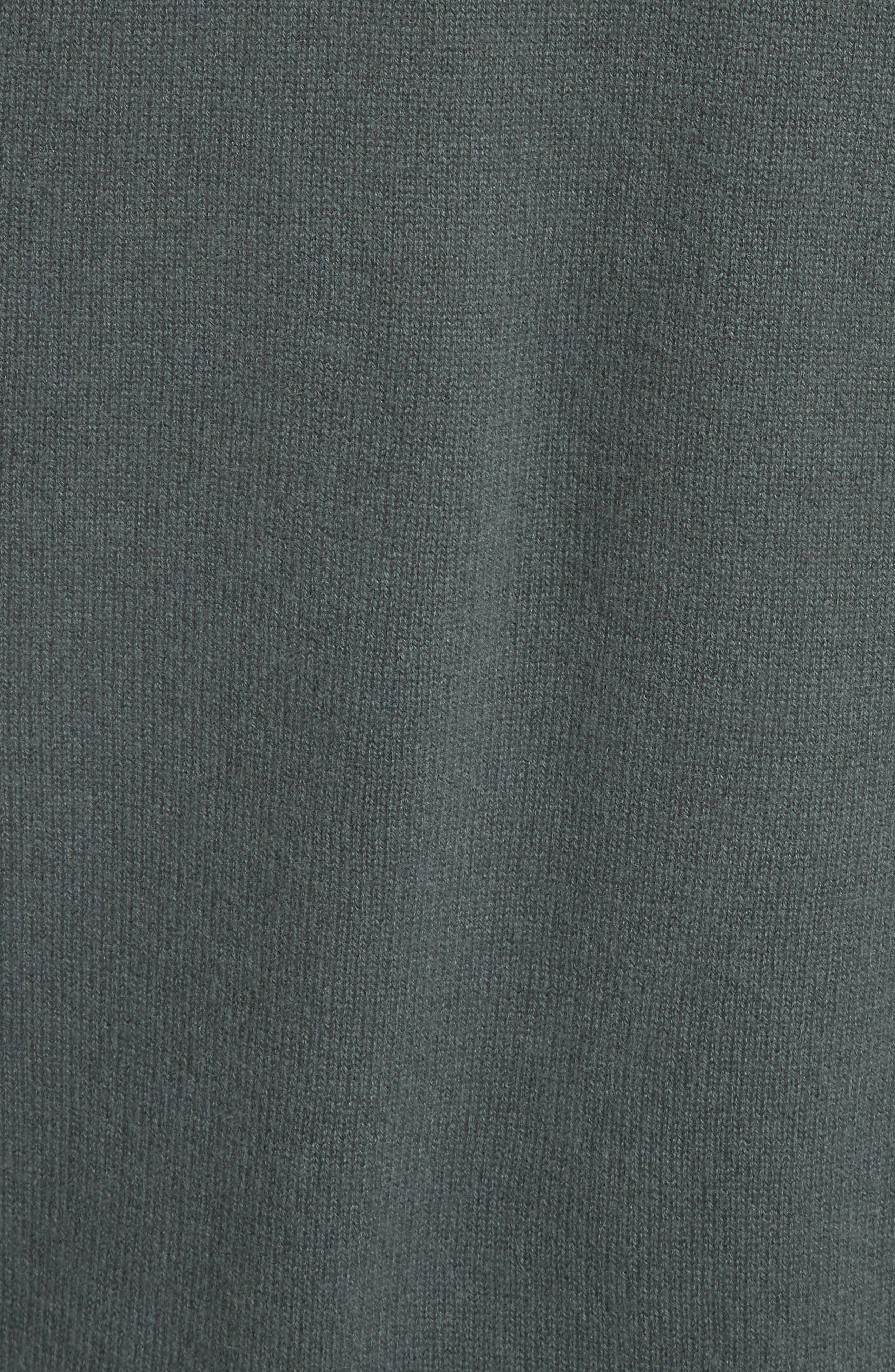 Alternate Image 5  - Vince Deep V-Neck Cashmere Sweater