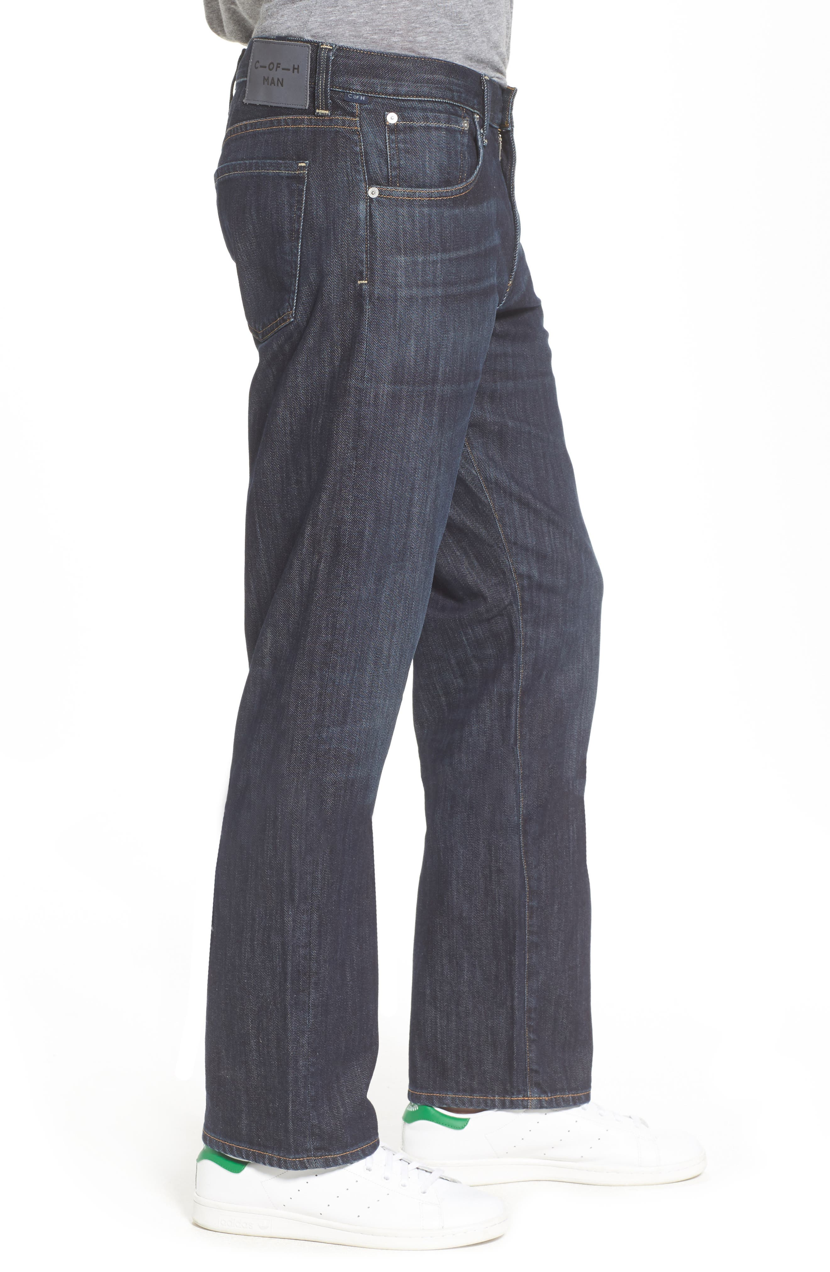 Alternate Image 3  - Citizens of Humanity Perfect Relaxed Straight Leg Jeans (Hanover)