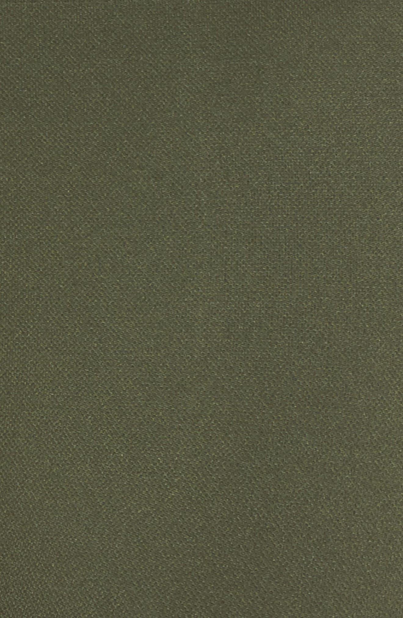 Seamless Leggings,                             Alternate thumbnail 6, color,                             Olive