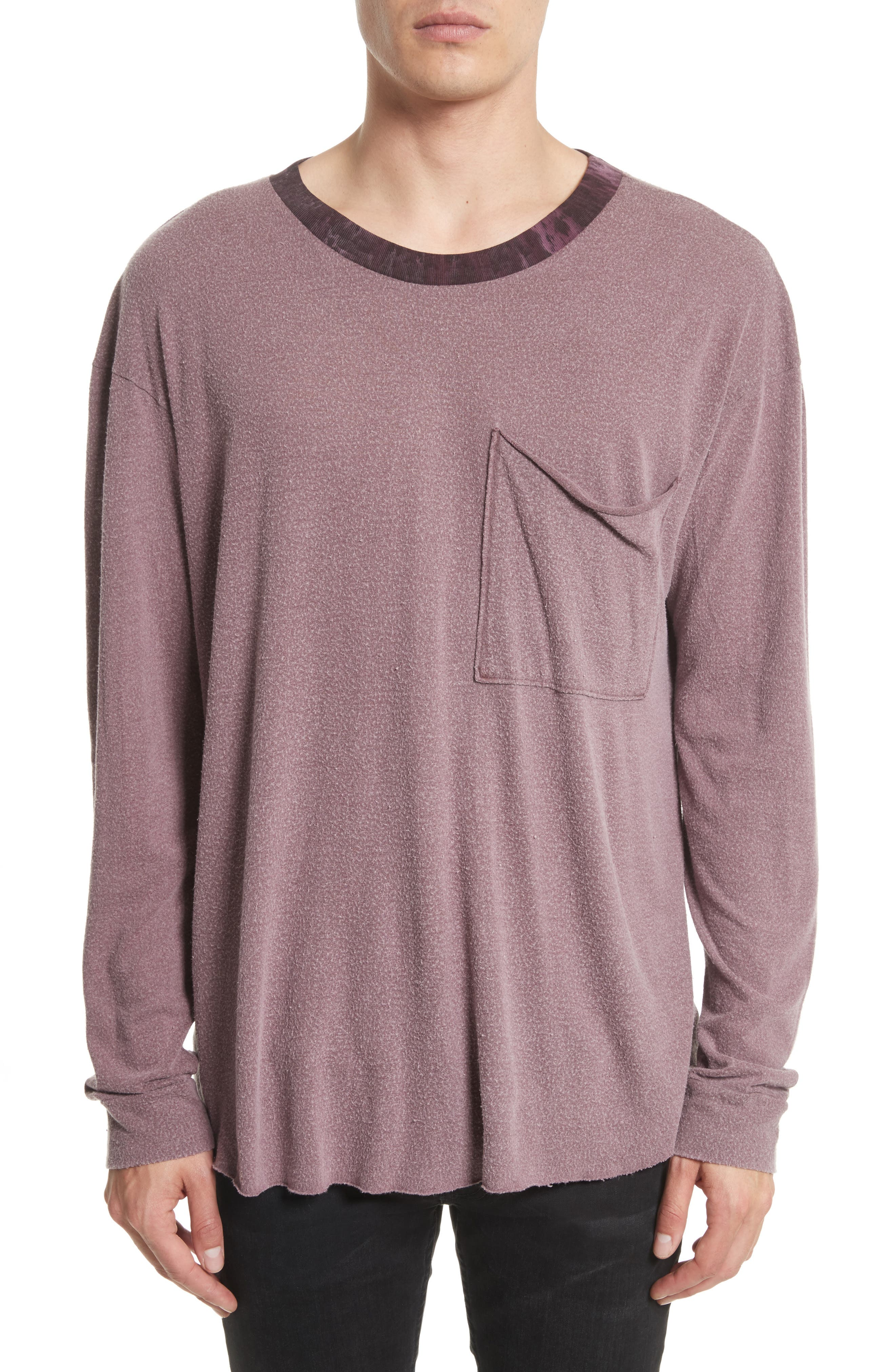 Drifter Tide Long Sleeve Pocket T-Shirt