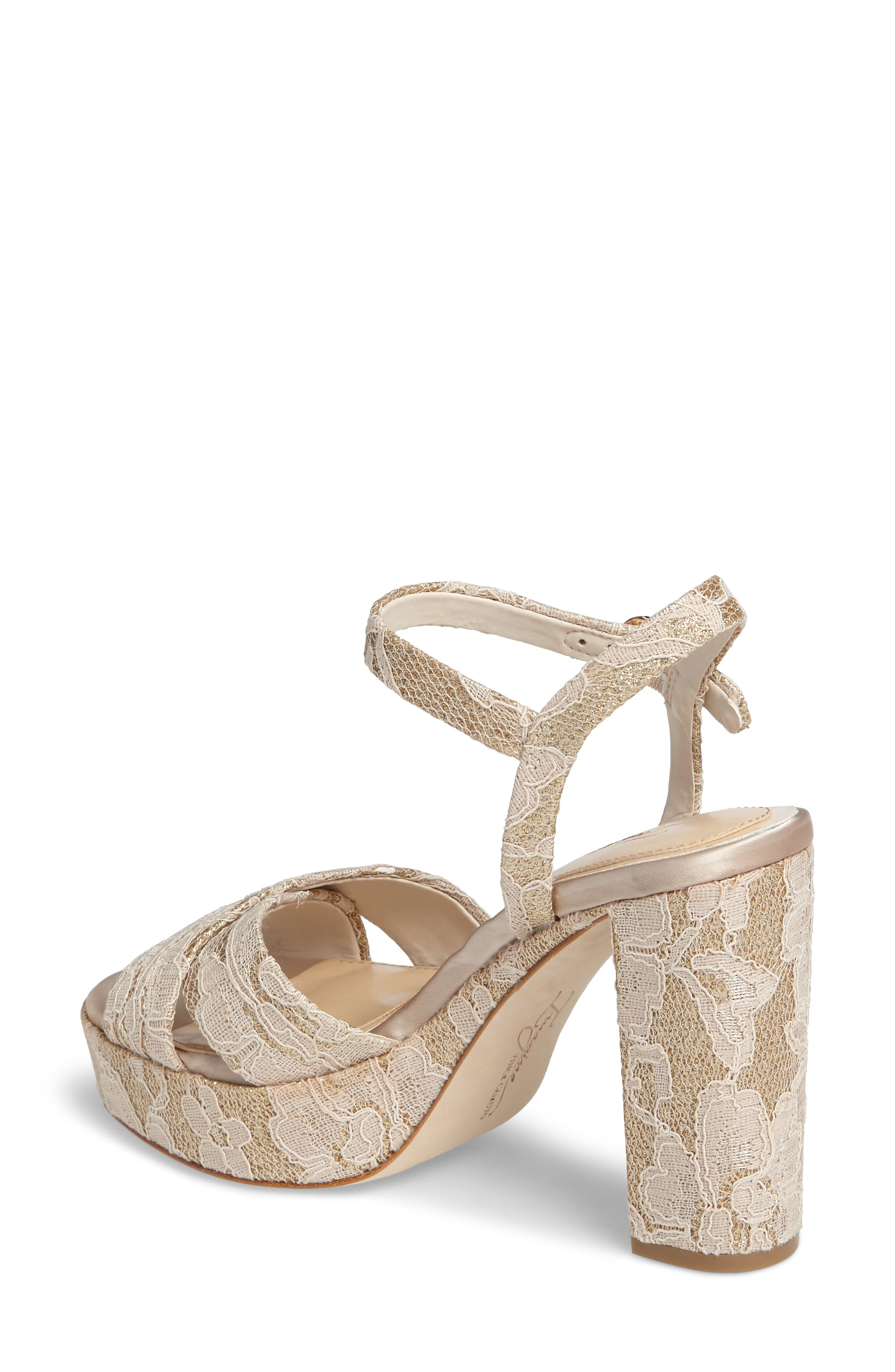 Alternate Image 2  - Imagine by Vince Camuto 'Valora' Platform Sandal (Women)