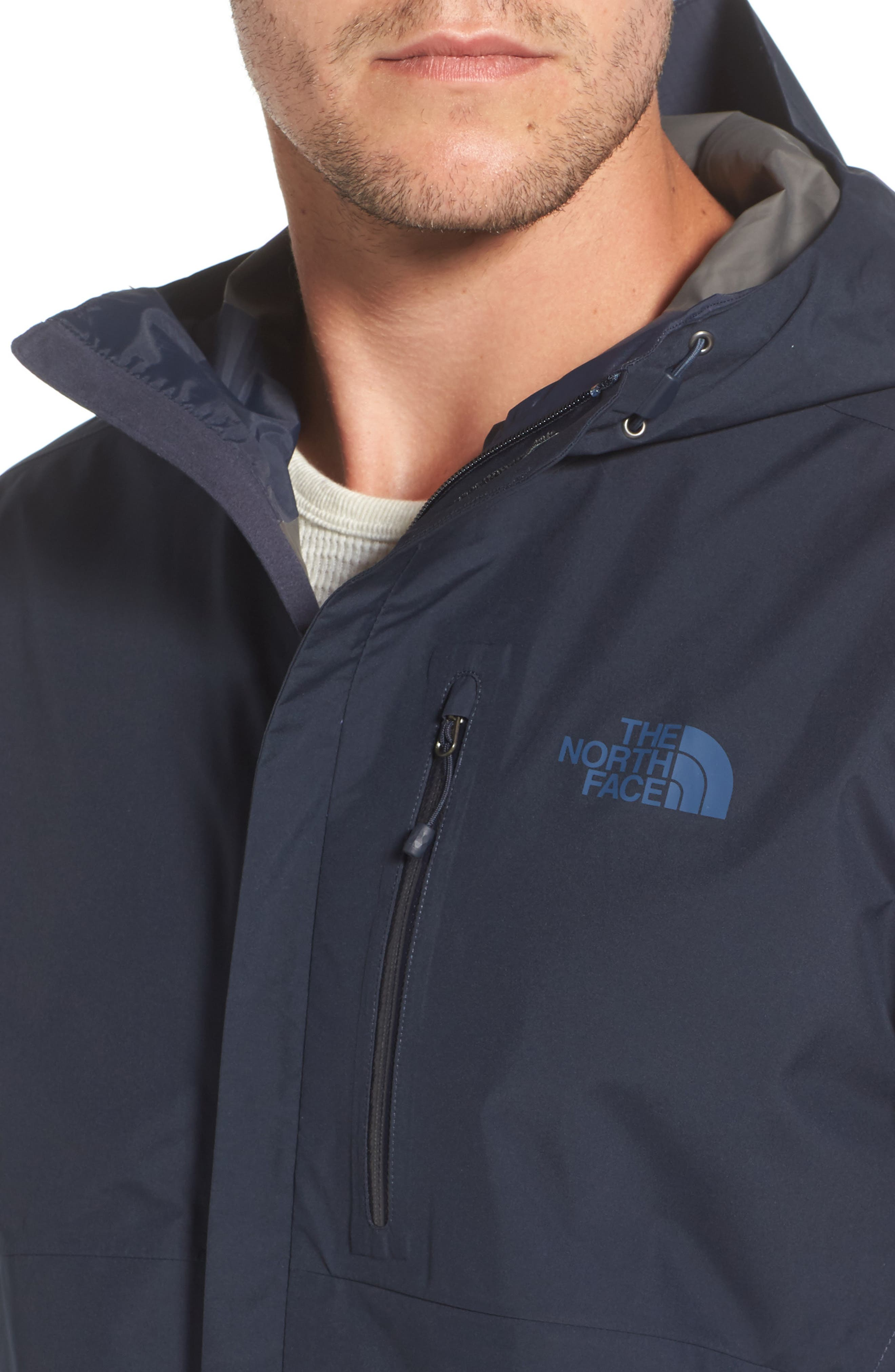 Alternate Image 4  - The North Face Dryzzle Gore-Tex® PacLite Hooded Jacket