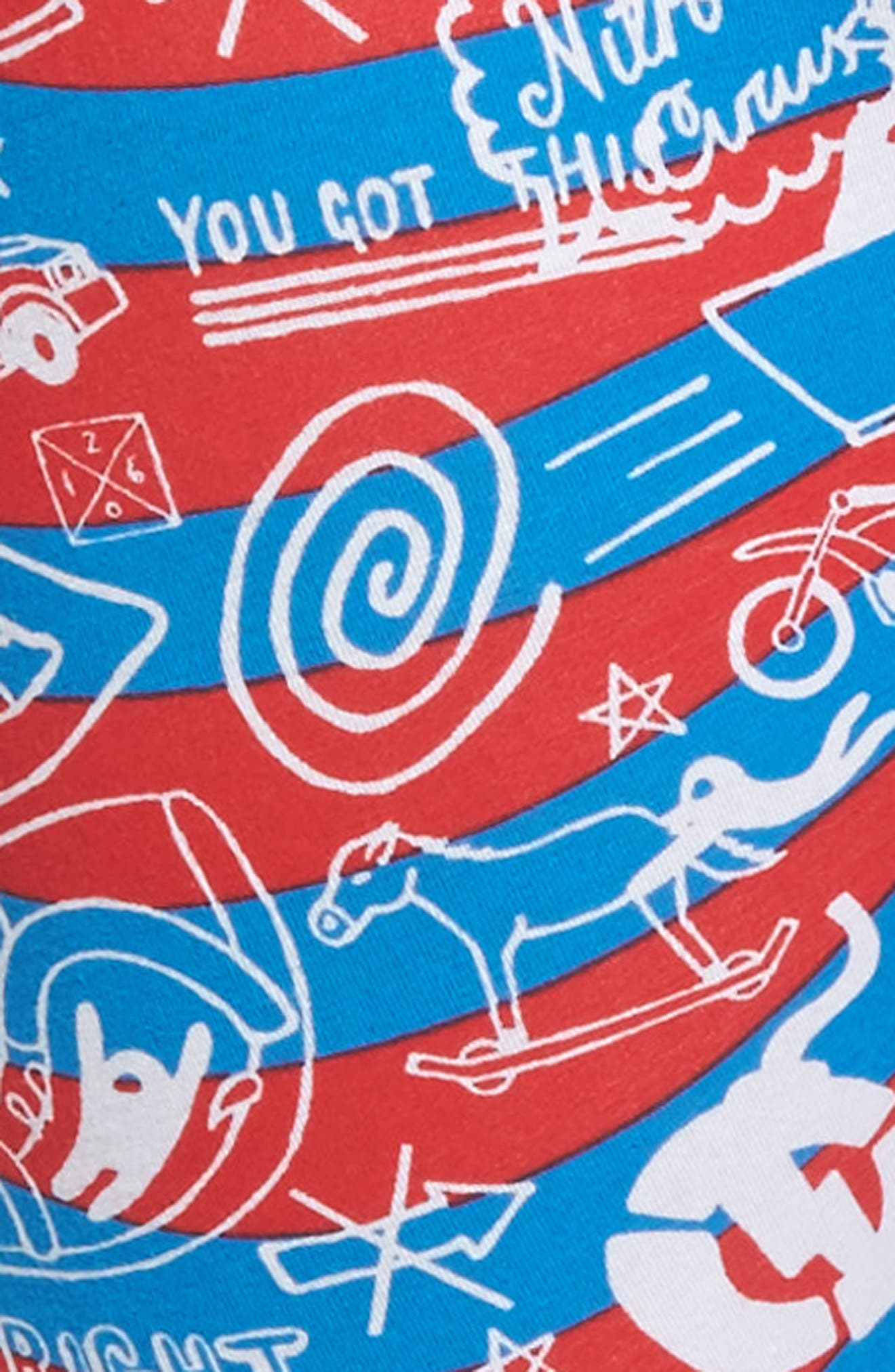 Alternate Image 4  - Ethika Nitro Doodle Boxer Briefs