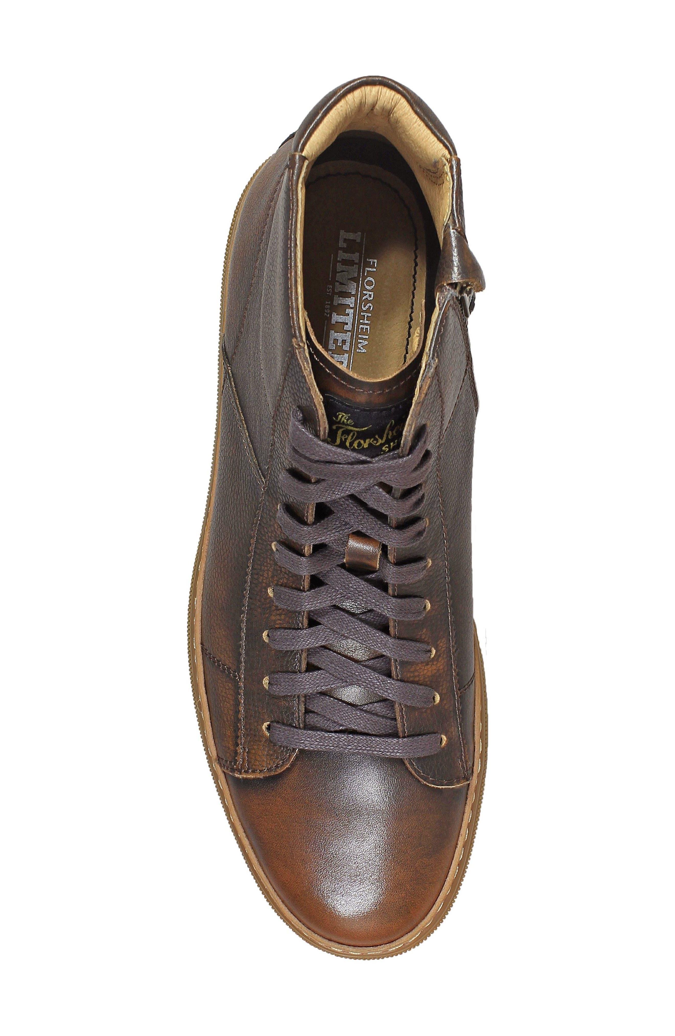 Alternate Image 5  - Florsheim Crew Sneaker (Men)
