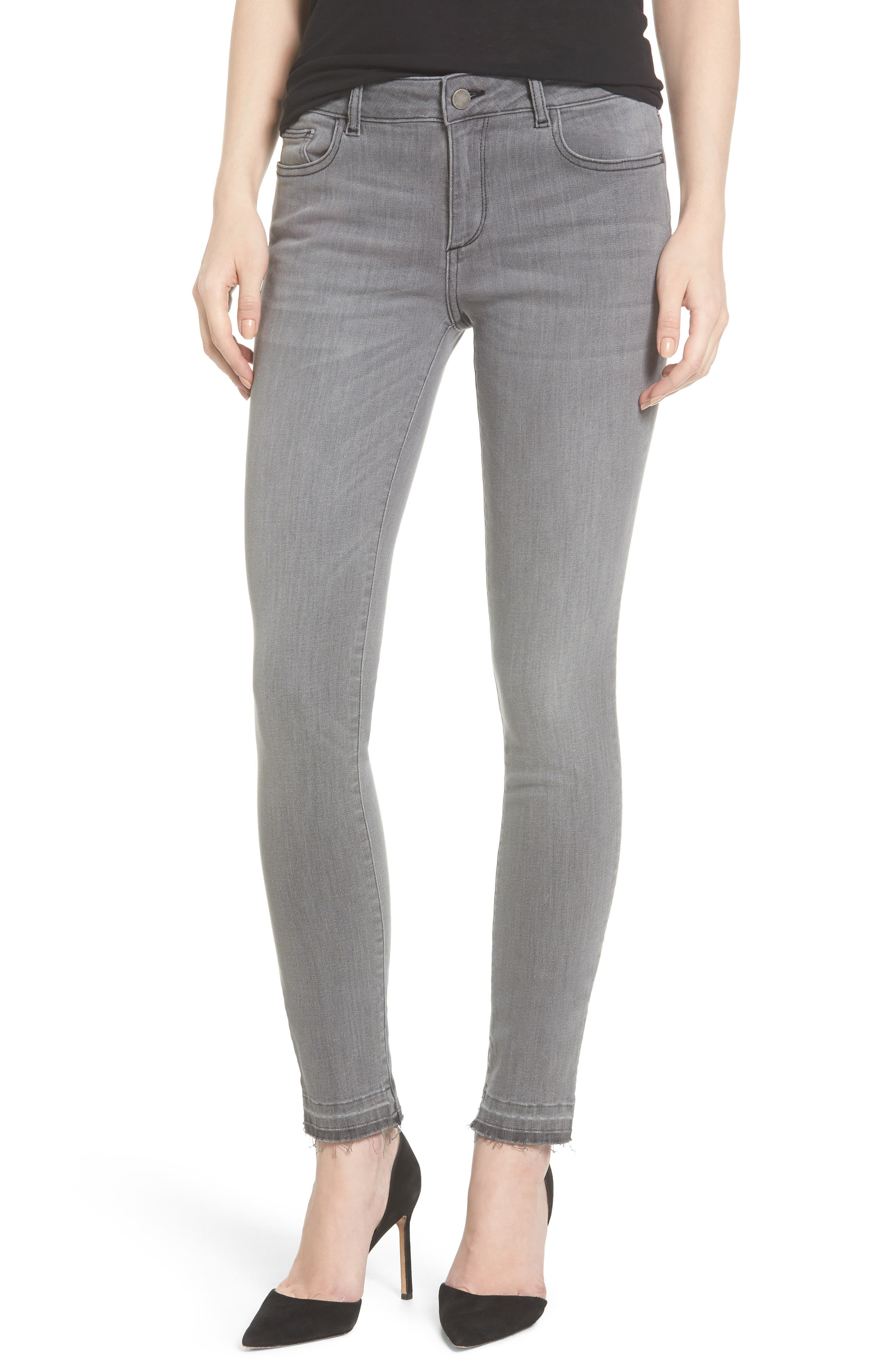 Alternate Image 1 Selected - DL1961 Florence Skinny Jeans (Chadwick)