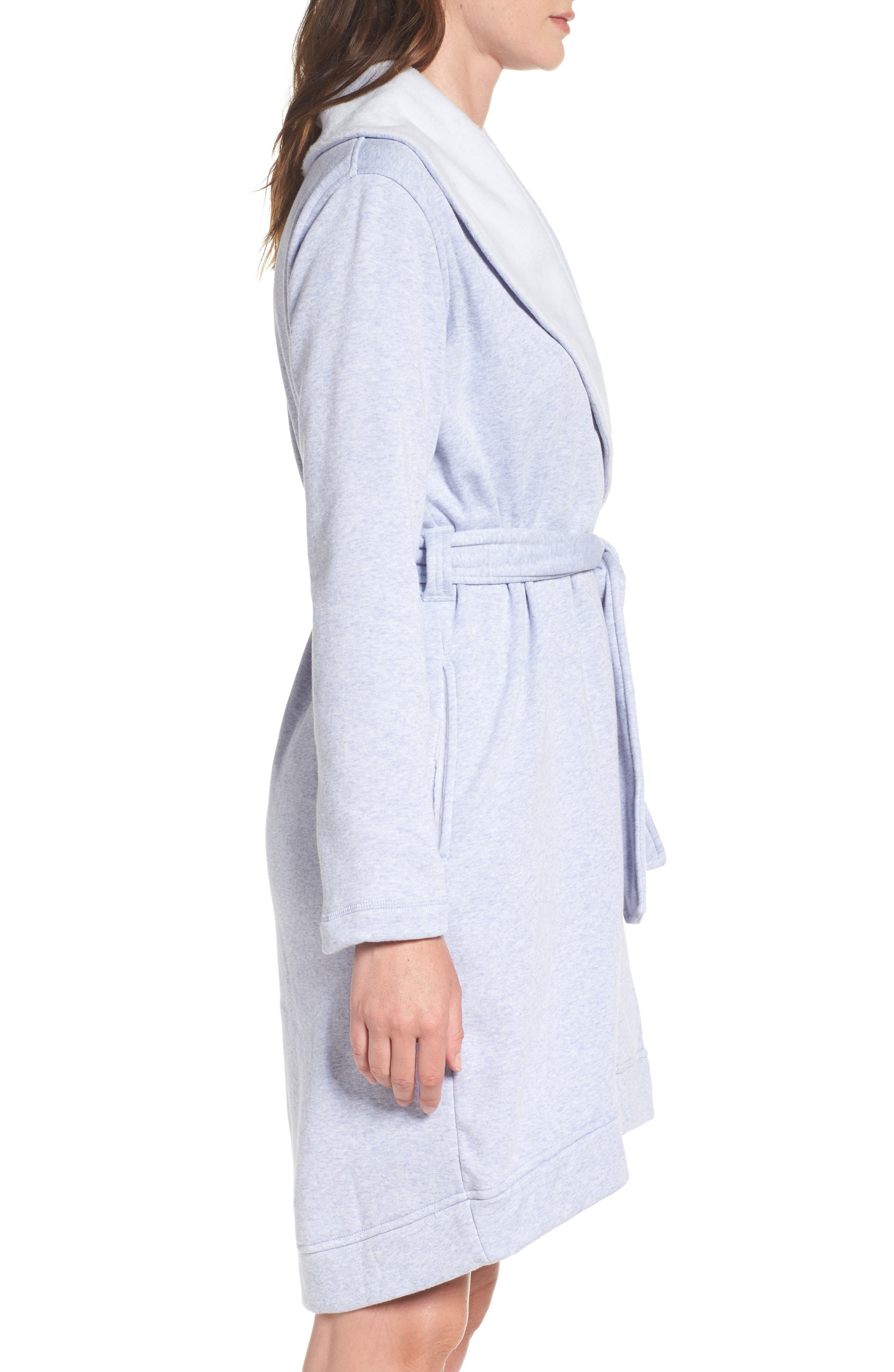 Alternate Image 3  - UGG® 'Blanche' Robe