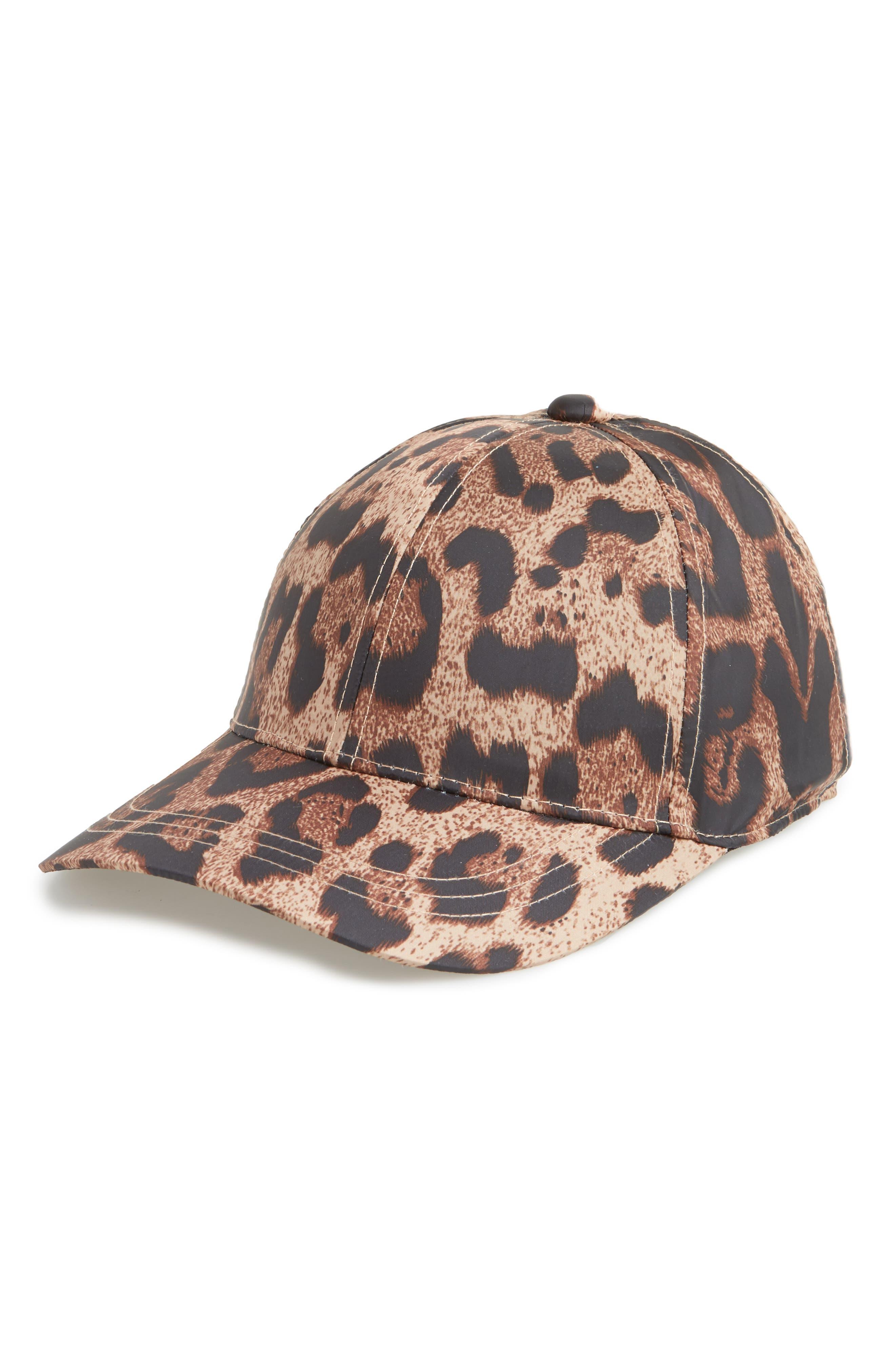 Main Image - August Hat Nylon Baseball Cap