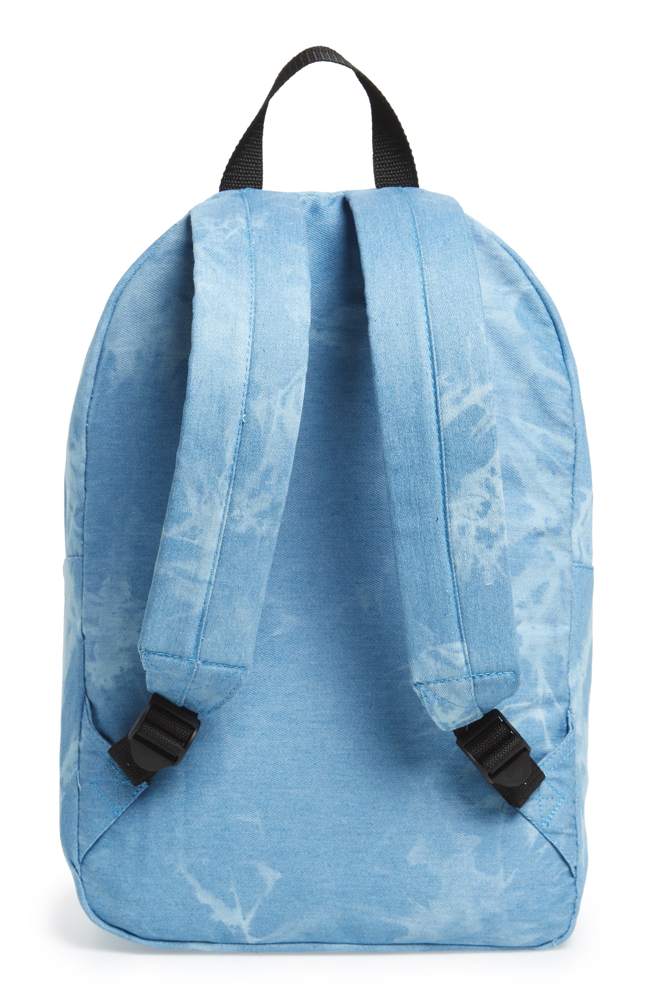 Accessory Collective Tie Dye Backpack,                             Alternate thumbnail 2, color,                             Blue