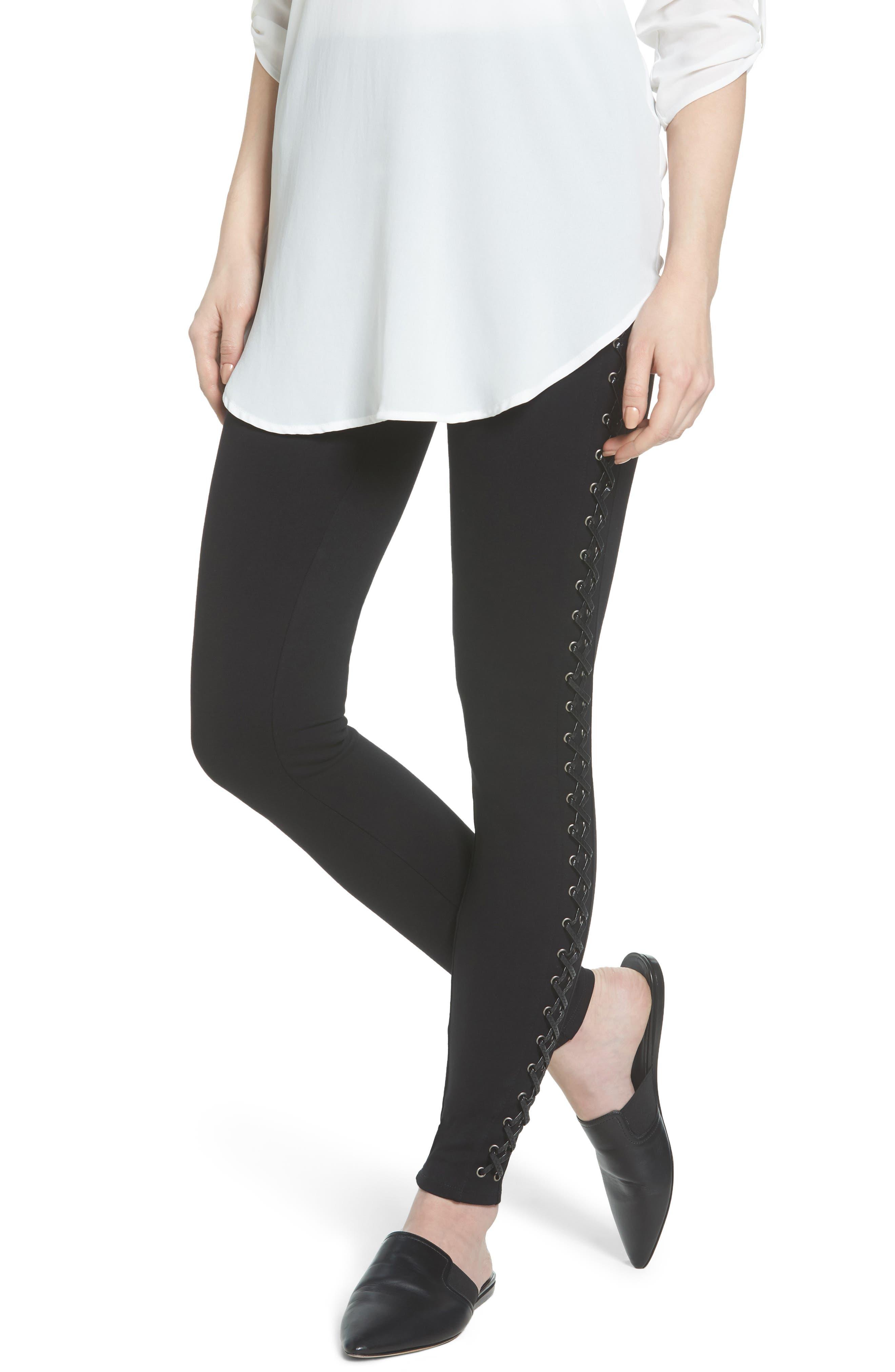 Sedona Leggings,                         Main,                         color, Black