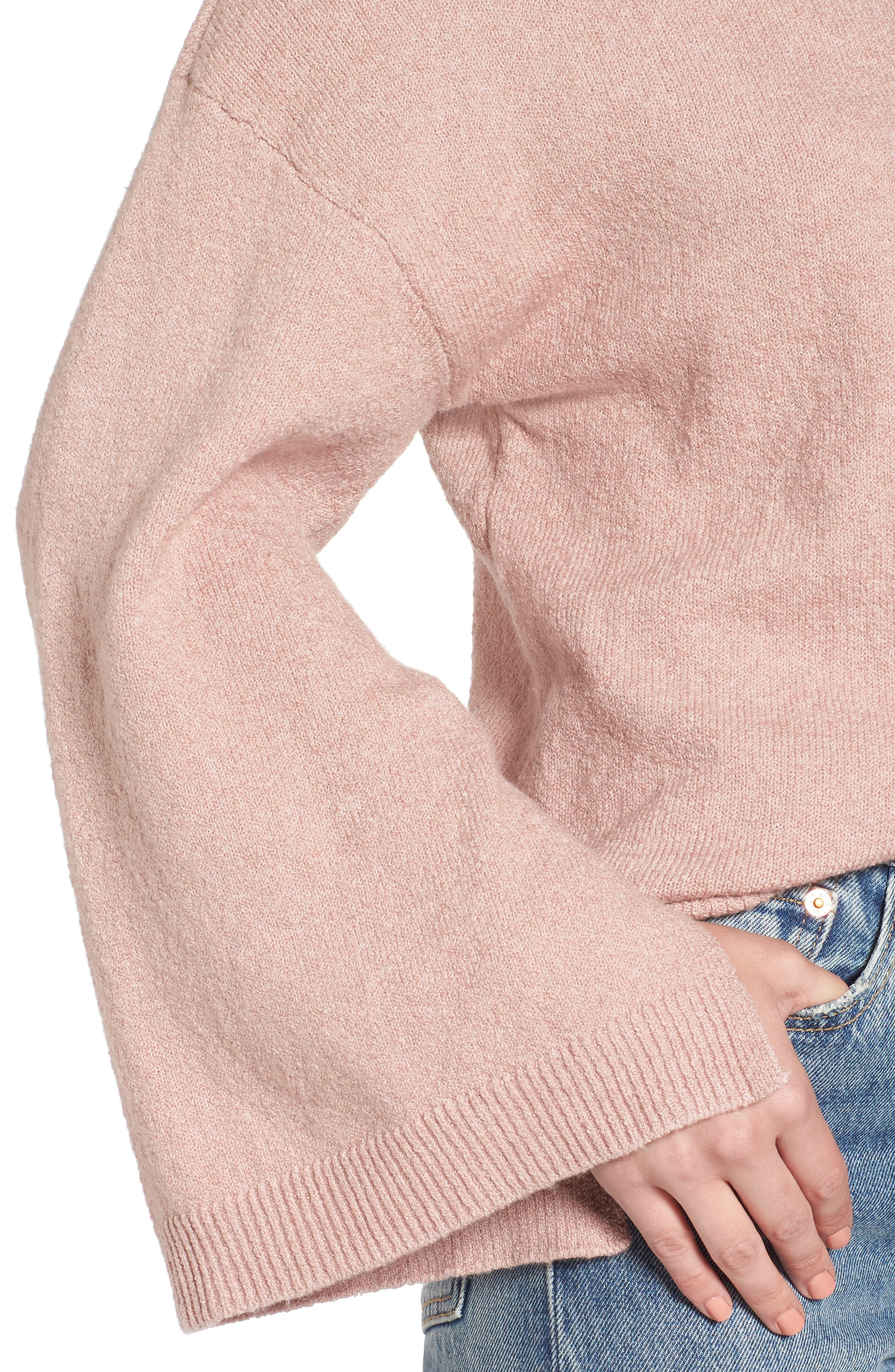 Alternate Image 4  - BP. Dolman Sleeve Sweater