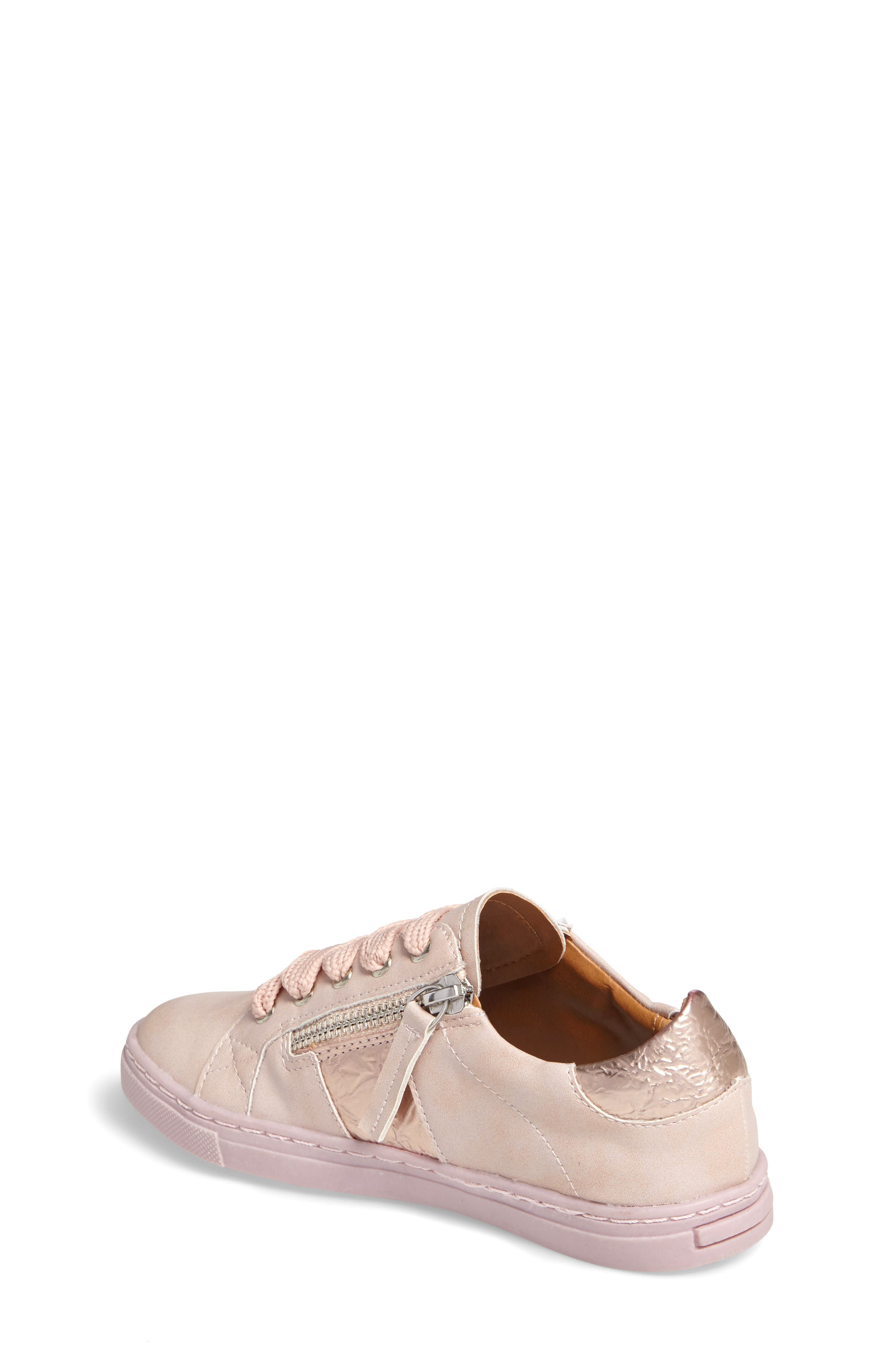 Alternate Image 2  - Dolce Vita Ziggy Sneaker (Toddler, Little Kid & Big Kid)