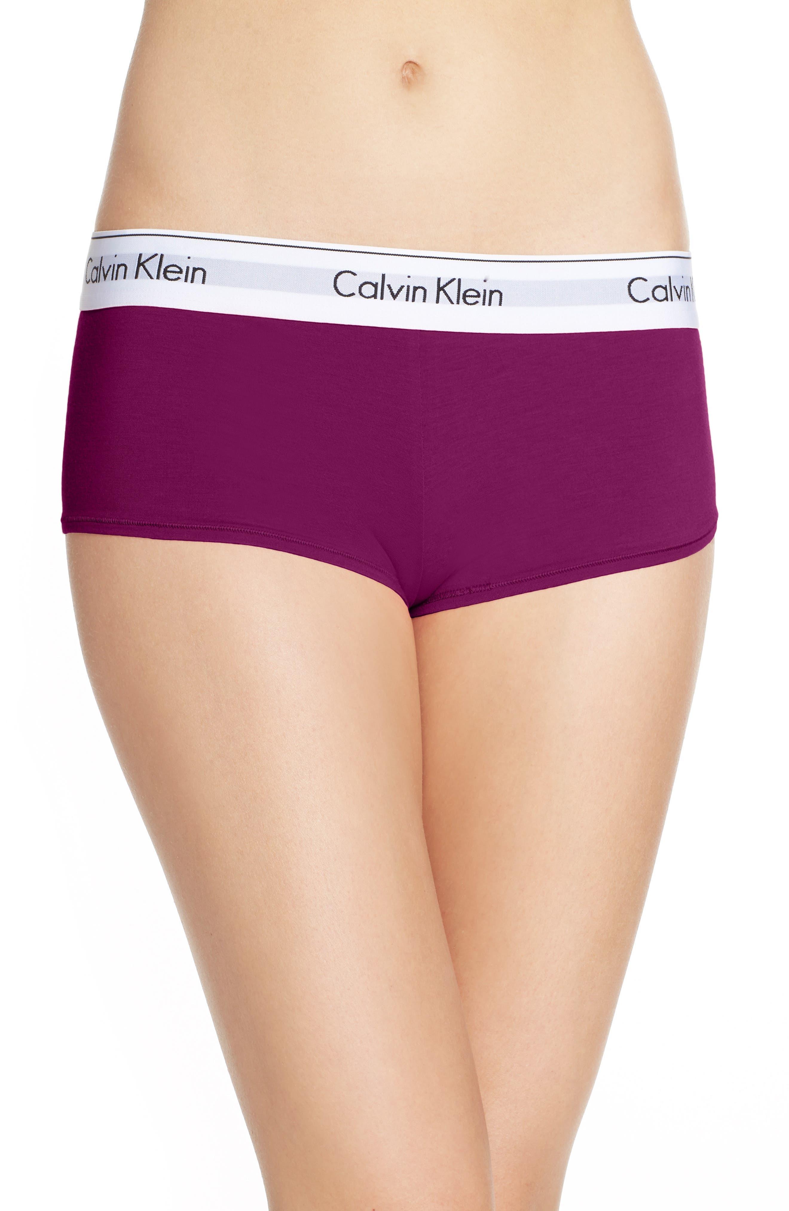 Calvin Klein Modern Cotton Collection Boyshorts