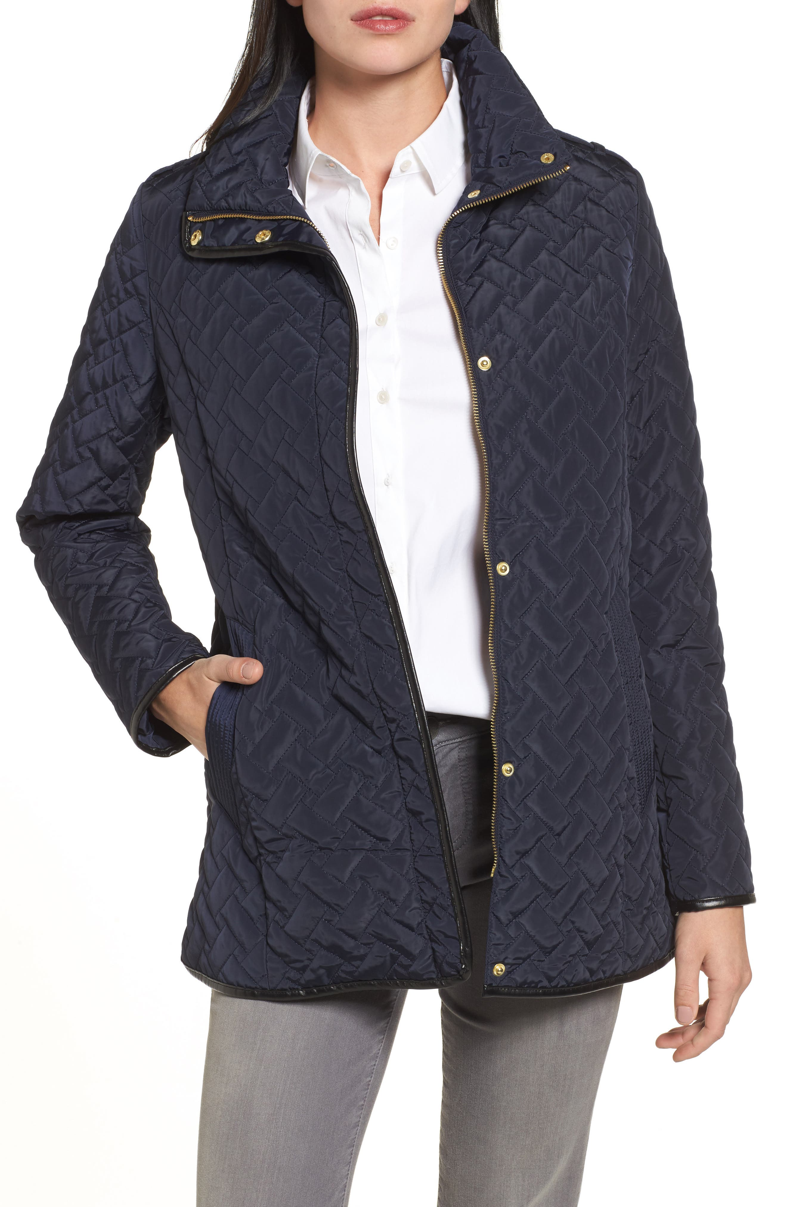 COLE HAAN SIGNATURE Cole Haan Quilted Jacket