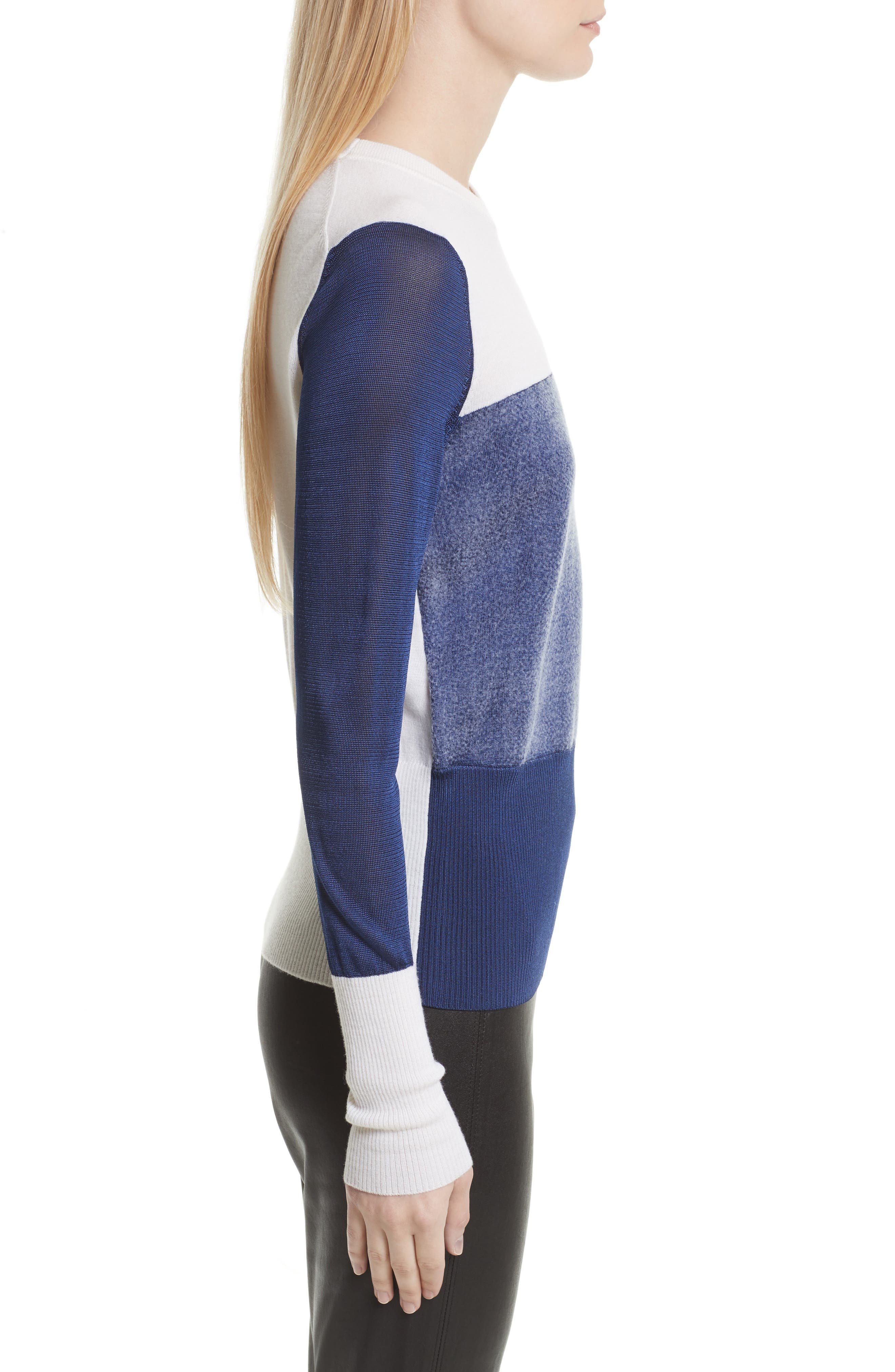 Alternate Image 4  - rag & bone Marissa Colorblock Sweater