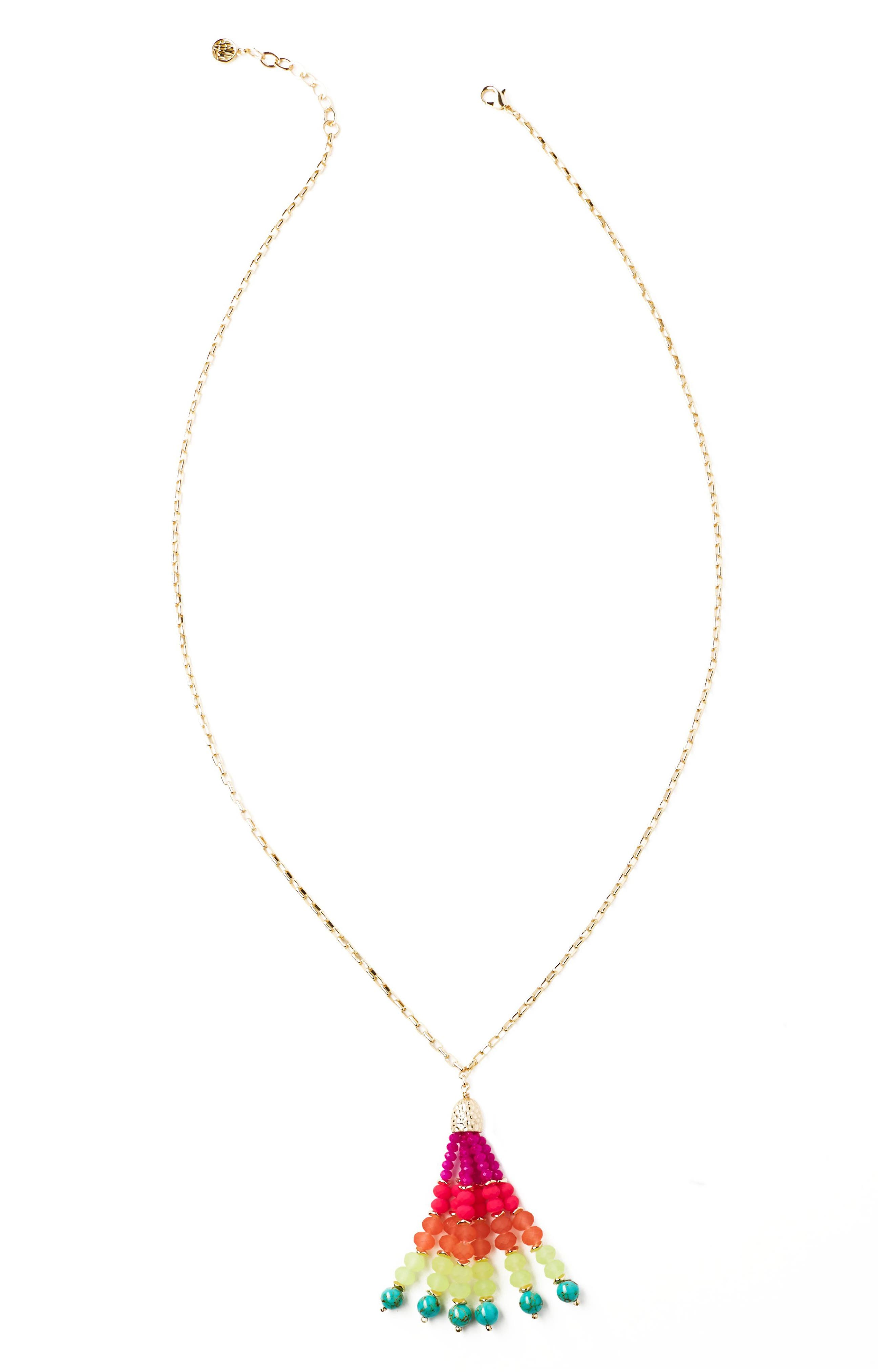 LILLY PULITZER<SUP>®</SUP> Kiki Pendant Necklace