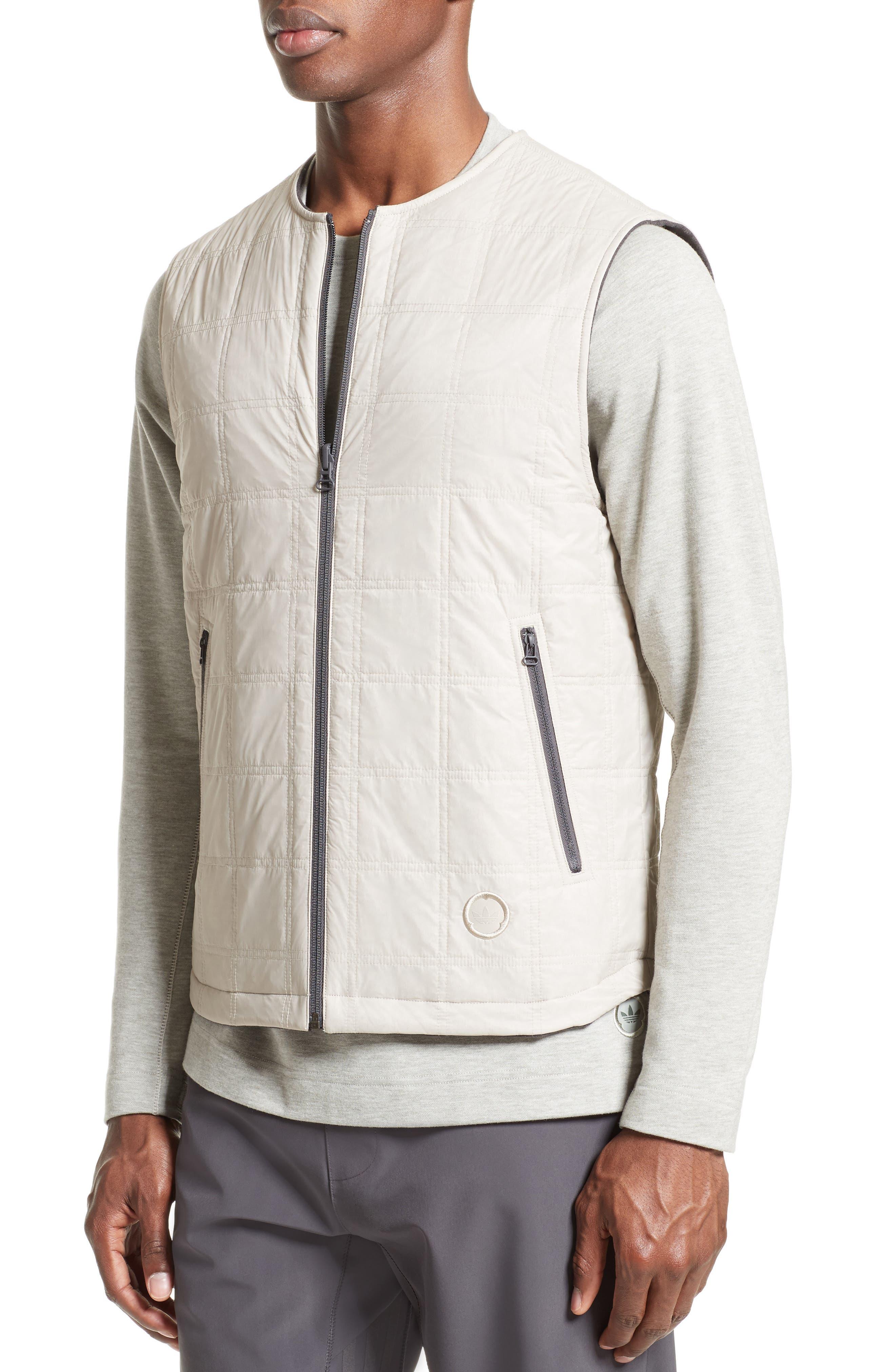 Reversible Vest,                             Alternate thumbnail 5, color,                             Light Brown