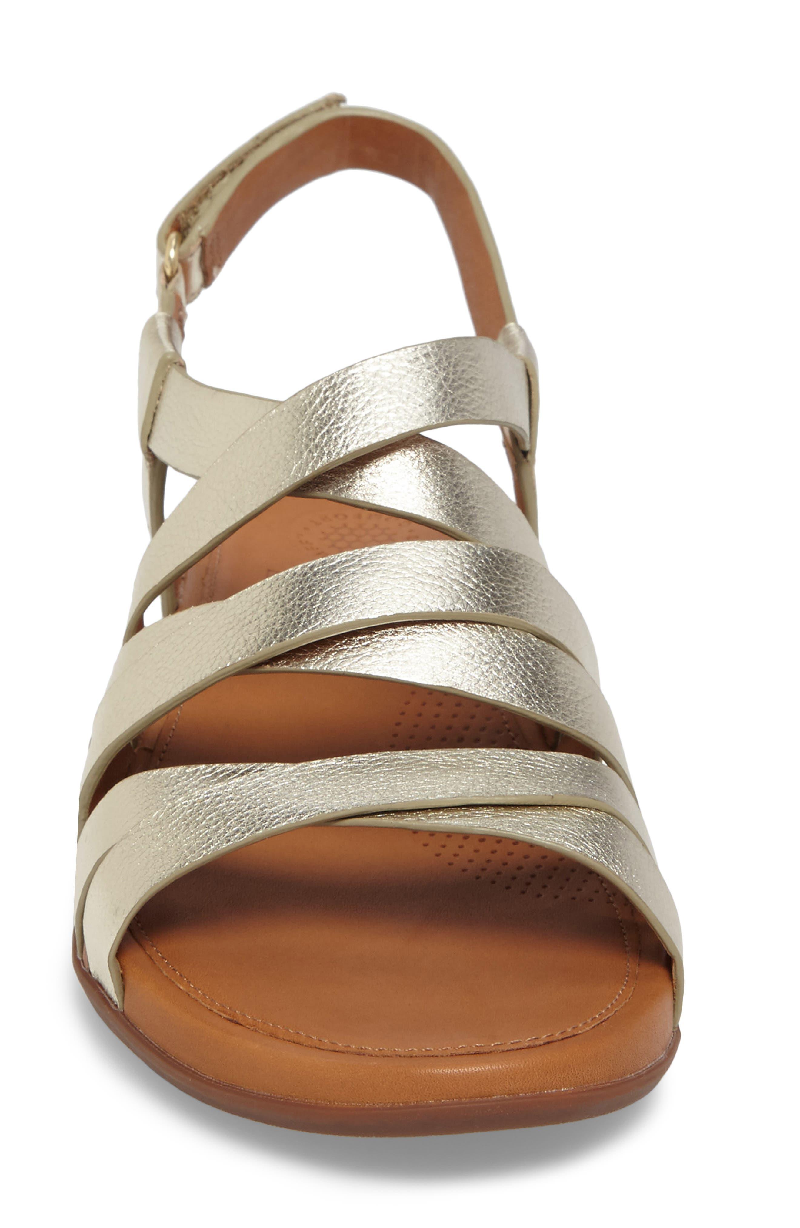 Alternate Image 4  - FitFlop Lumy Gladiator Sandal (Women)
