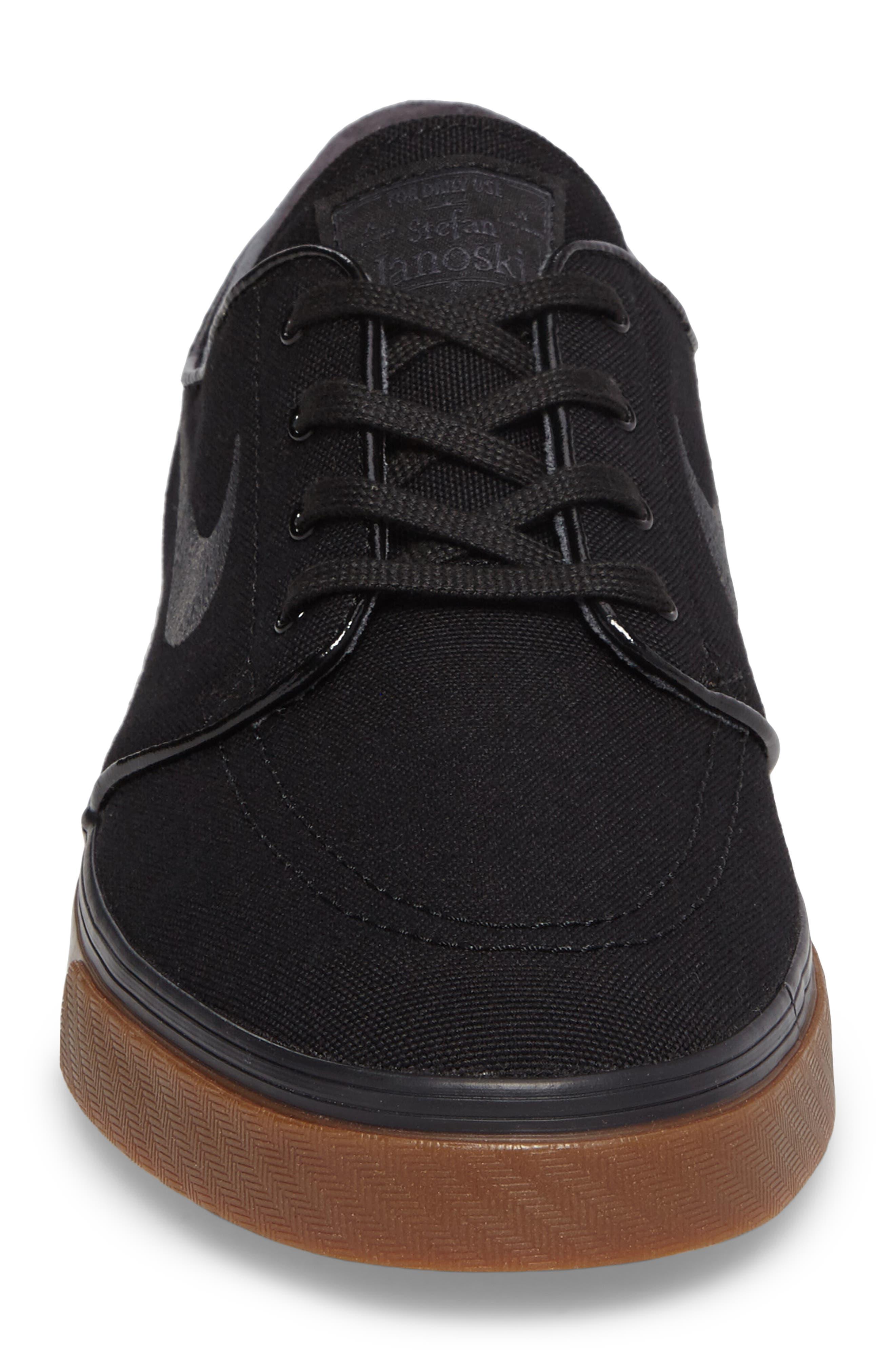 Alternate Image 4  - Nike 'Zoom - Stefan Janoski SB' Canvas Skate Shoe