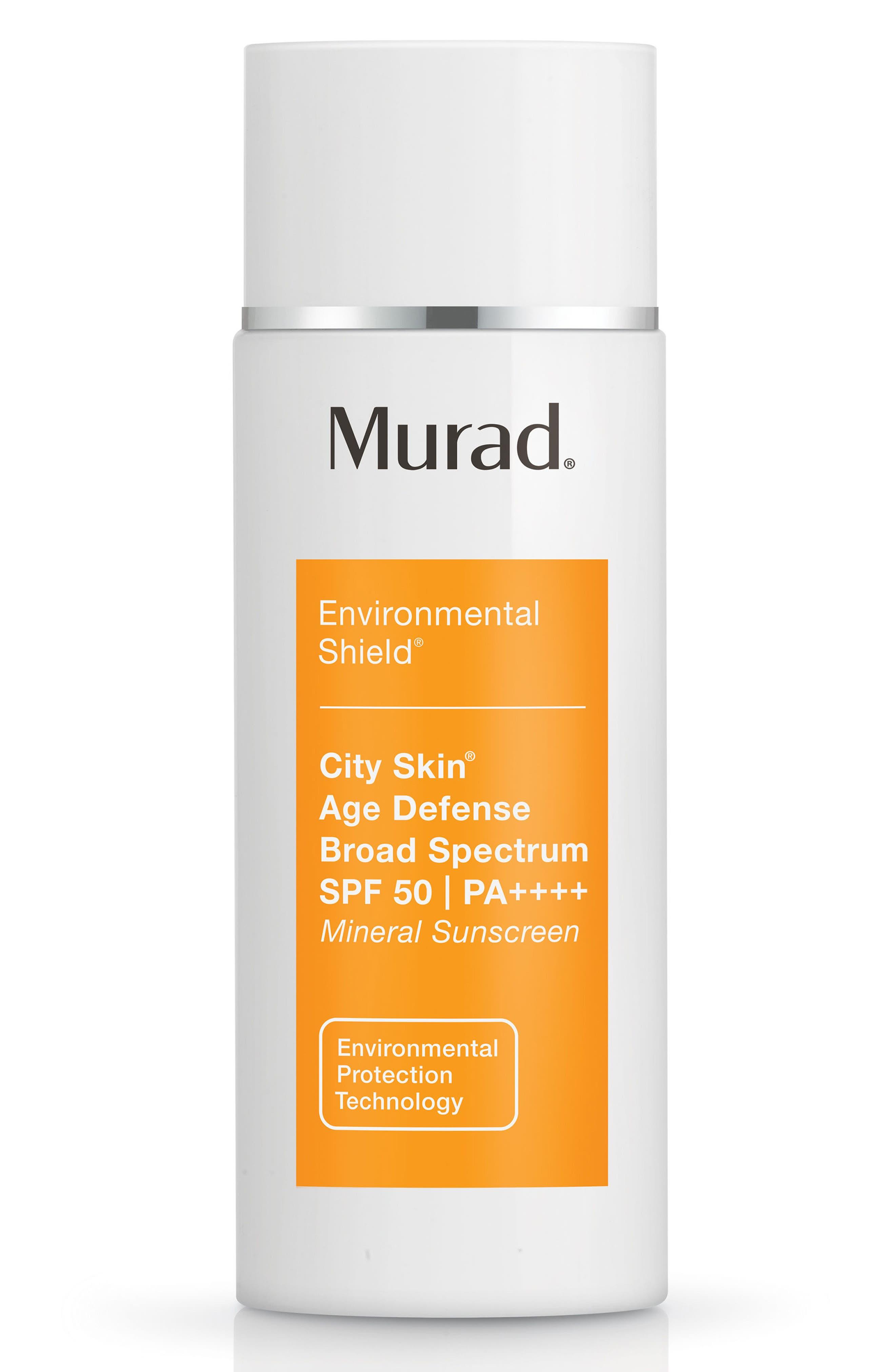 Murad® City Skin Age Defense Broad Spectrum SPF 50 PA++++