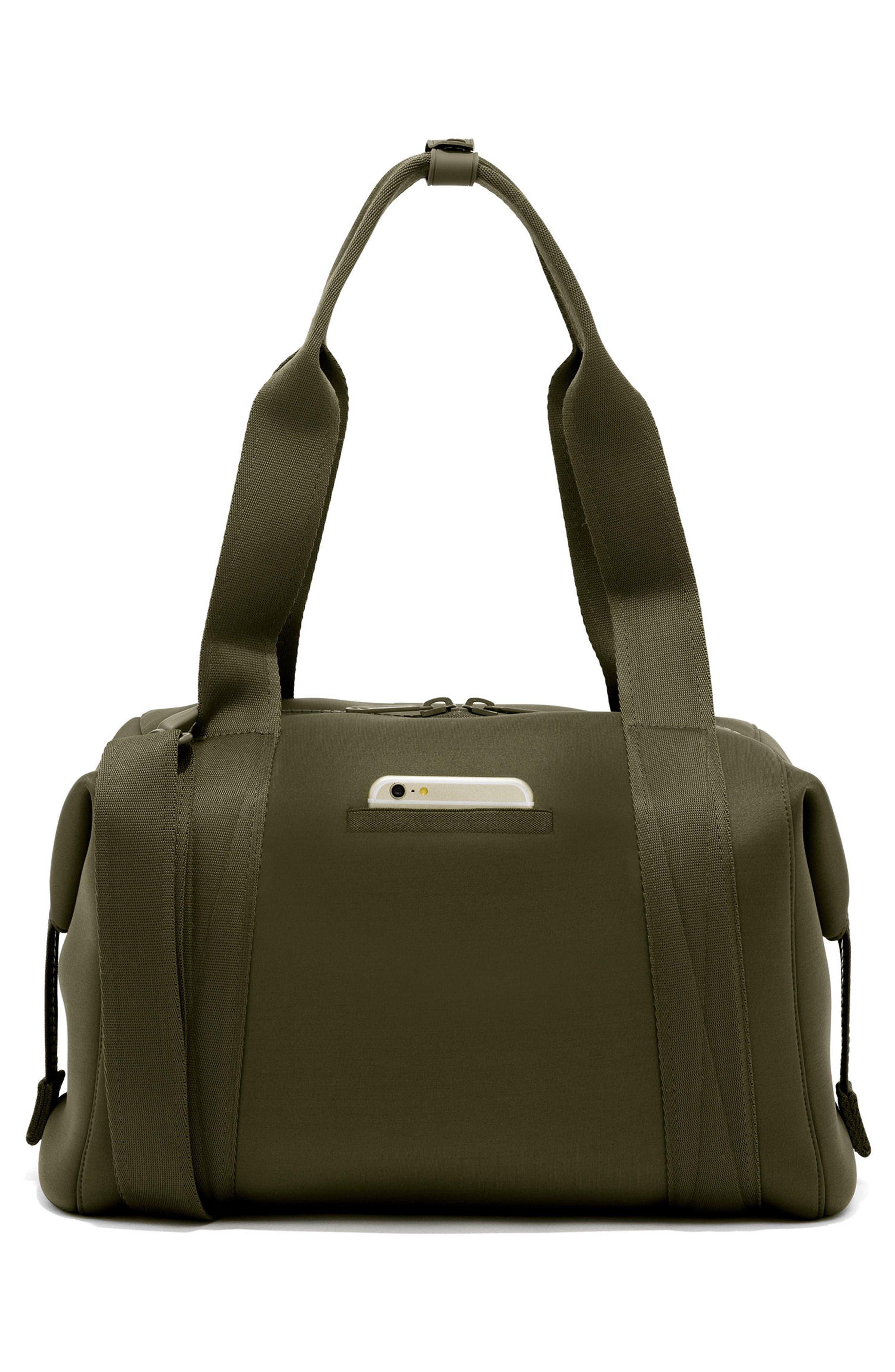 Alternate Image 5  - Dagne Dover Medium Landon Neoprene Duffel Bag