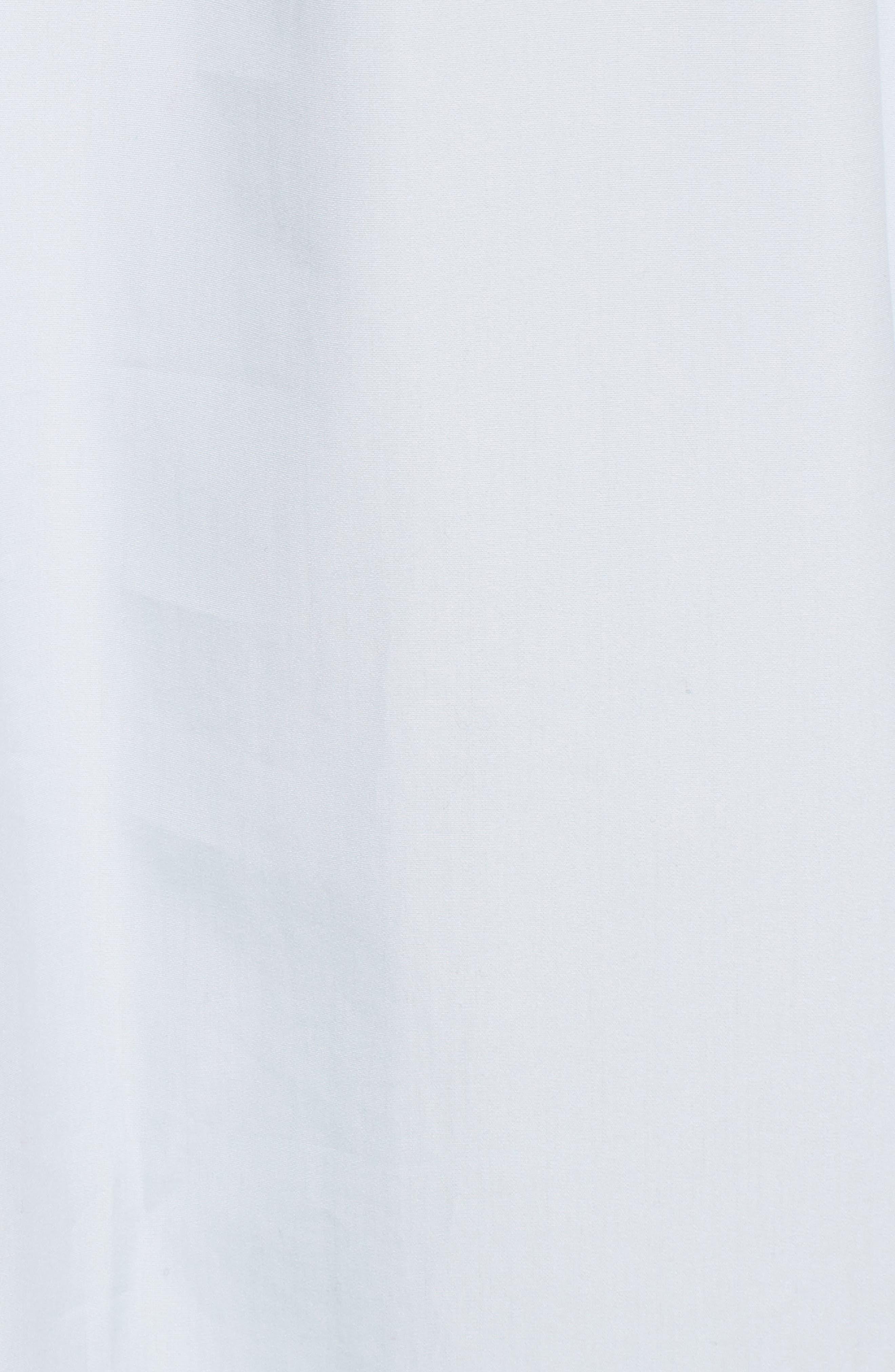 Alternate Image 5  - 3.1 Phillip Lim Faux Pearl & Chain Lacing Cotton Top