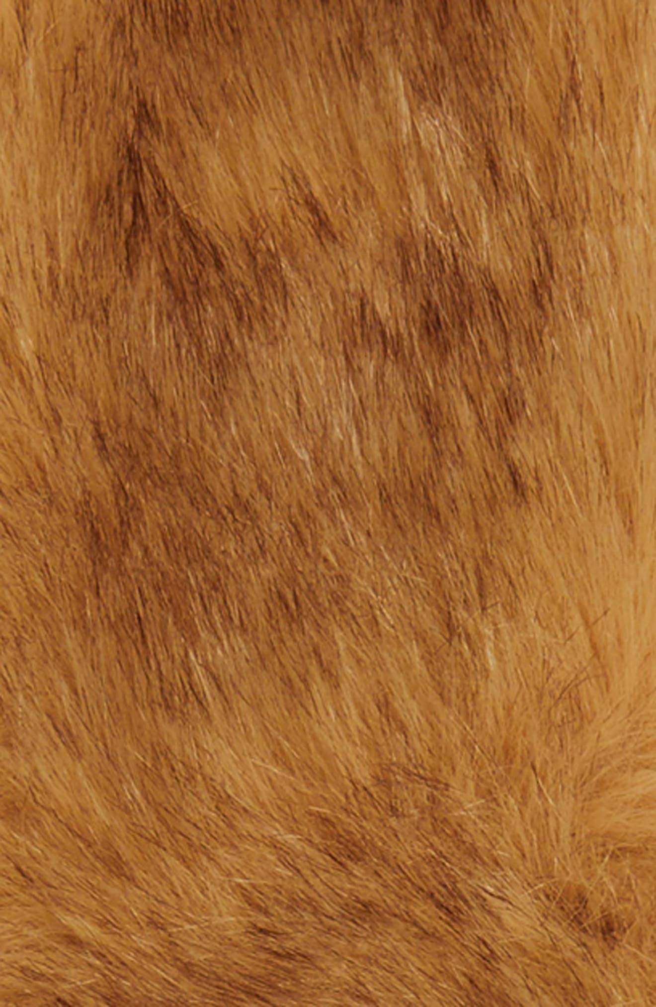 Alternate Image 4  - Halogen® Faux Fur Stole
