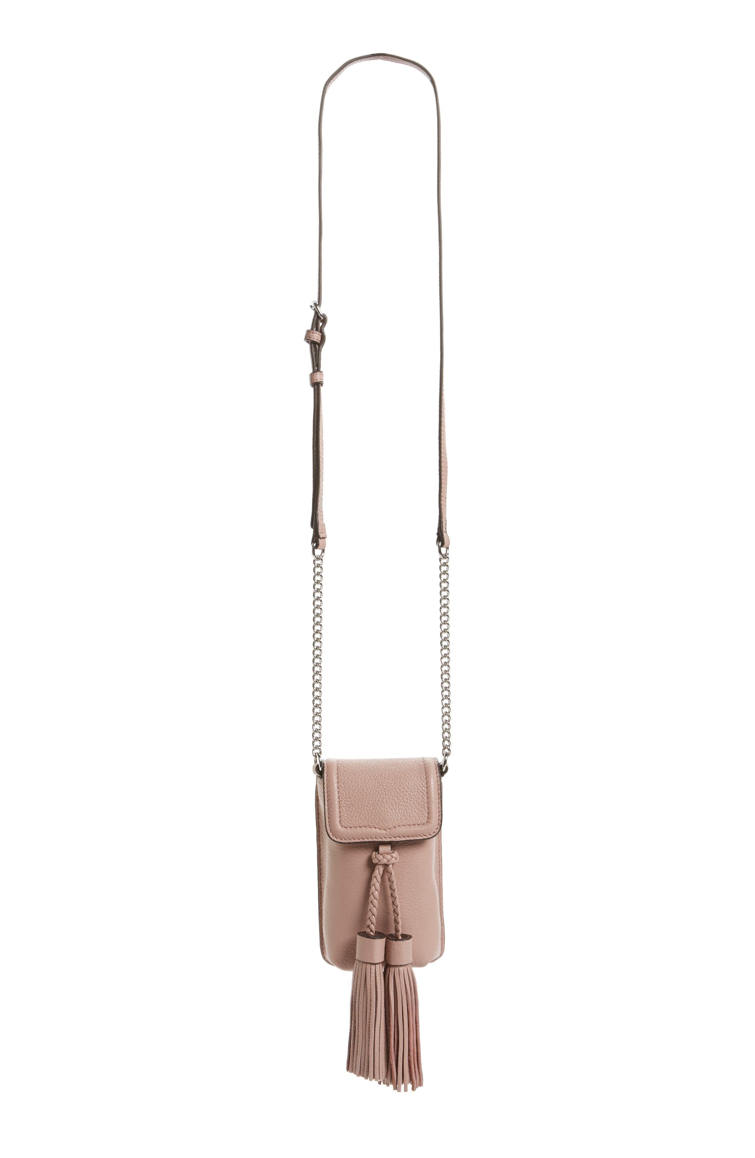 REBECCA MINKOFF Isobel Smartphone Crossbody Bag