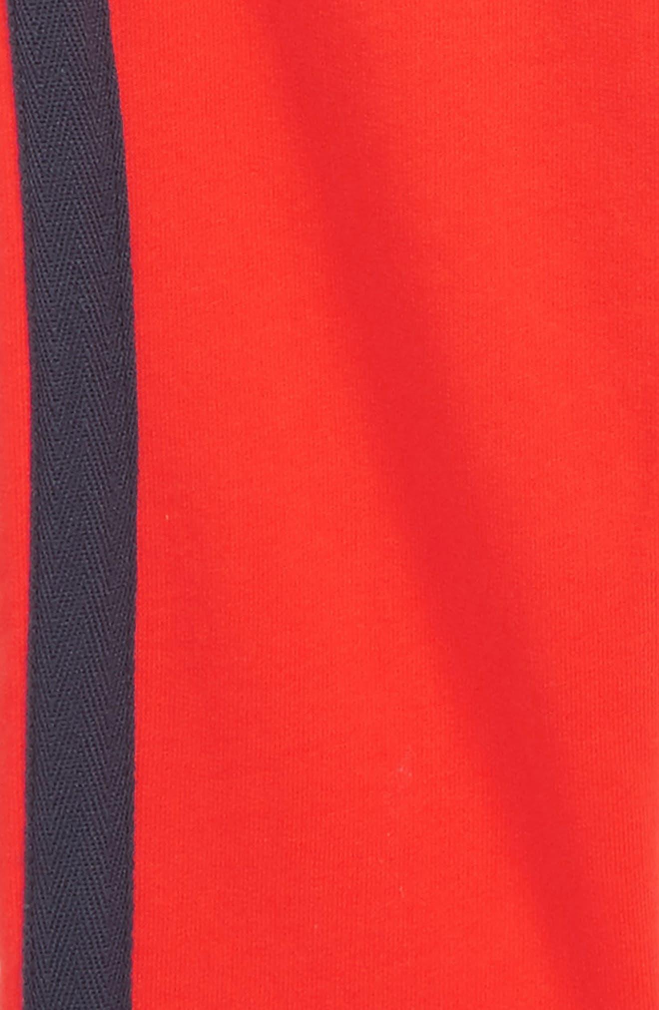Alternate Image 2  - Tea Collection Side Stripe Knit Pants (Toddler Boys & Little Boys)