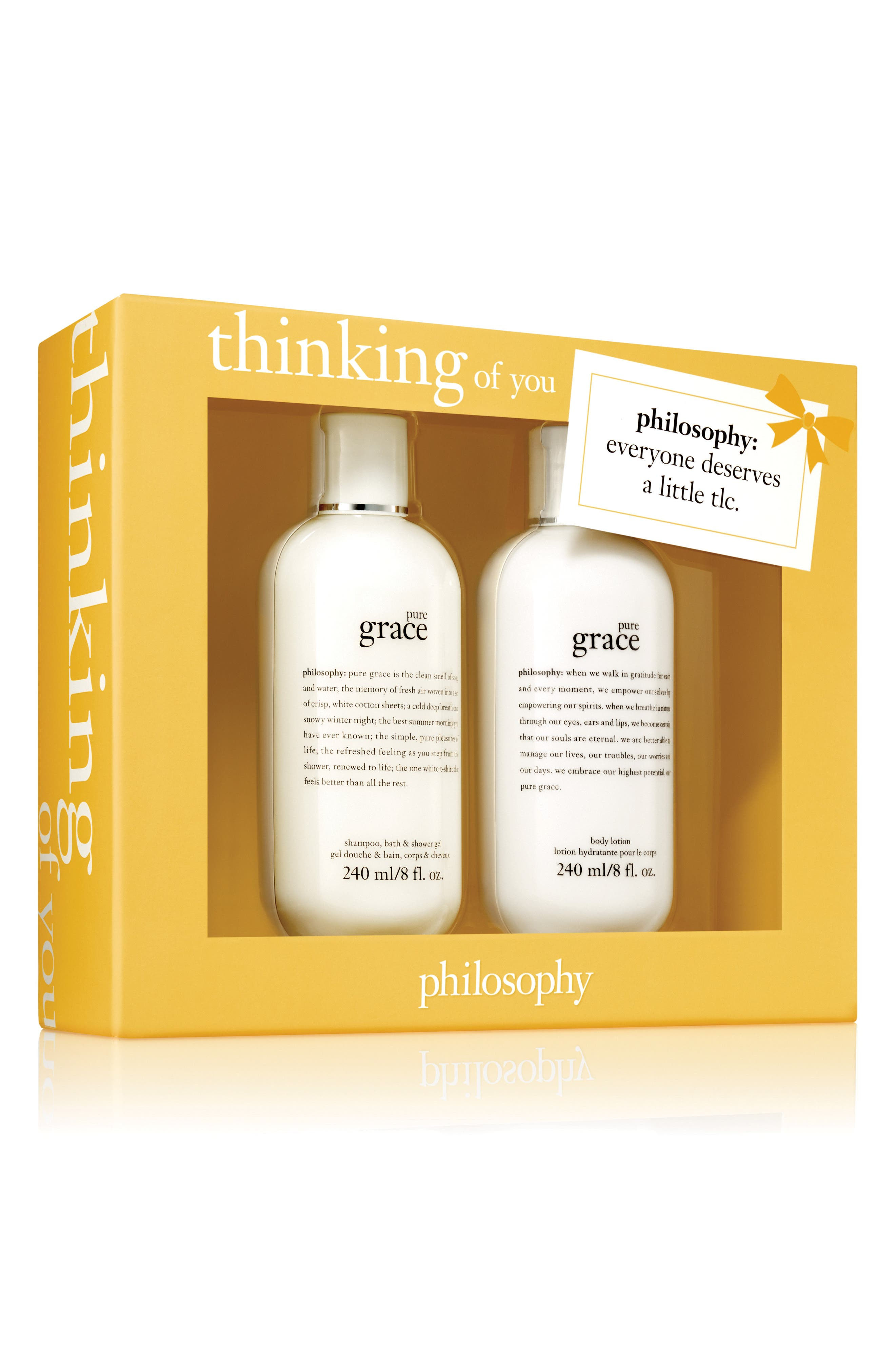 Alternate Image 1 Selected - philosophy care package set