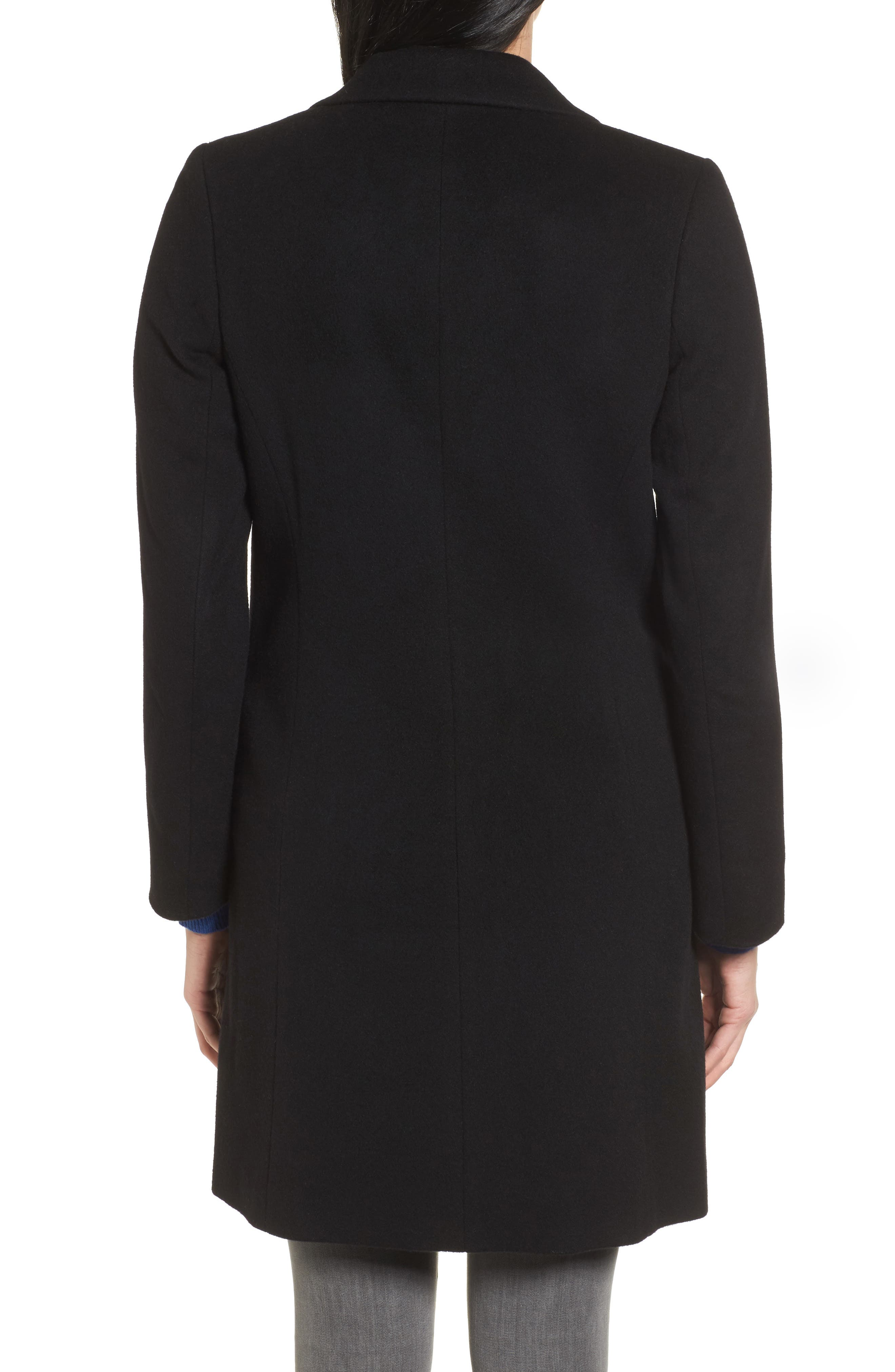 Alternate Image 2  - Charles Gray London Wool Blend College Coat