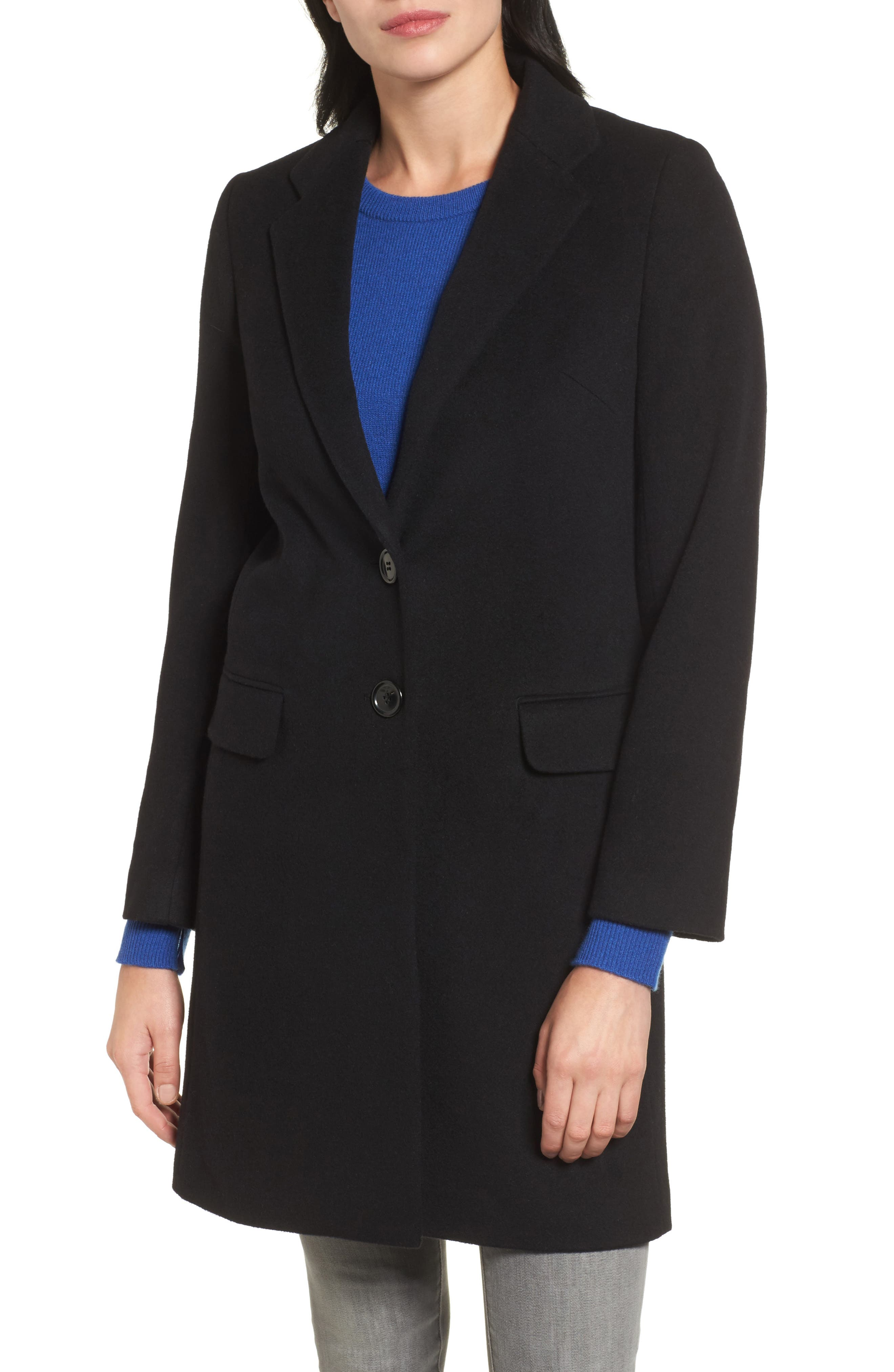 Alternate Image 4  - Charles Gray London Wool Blend College Coat