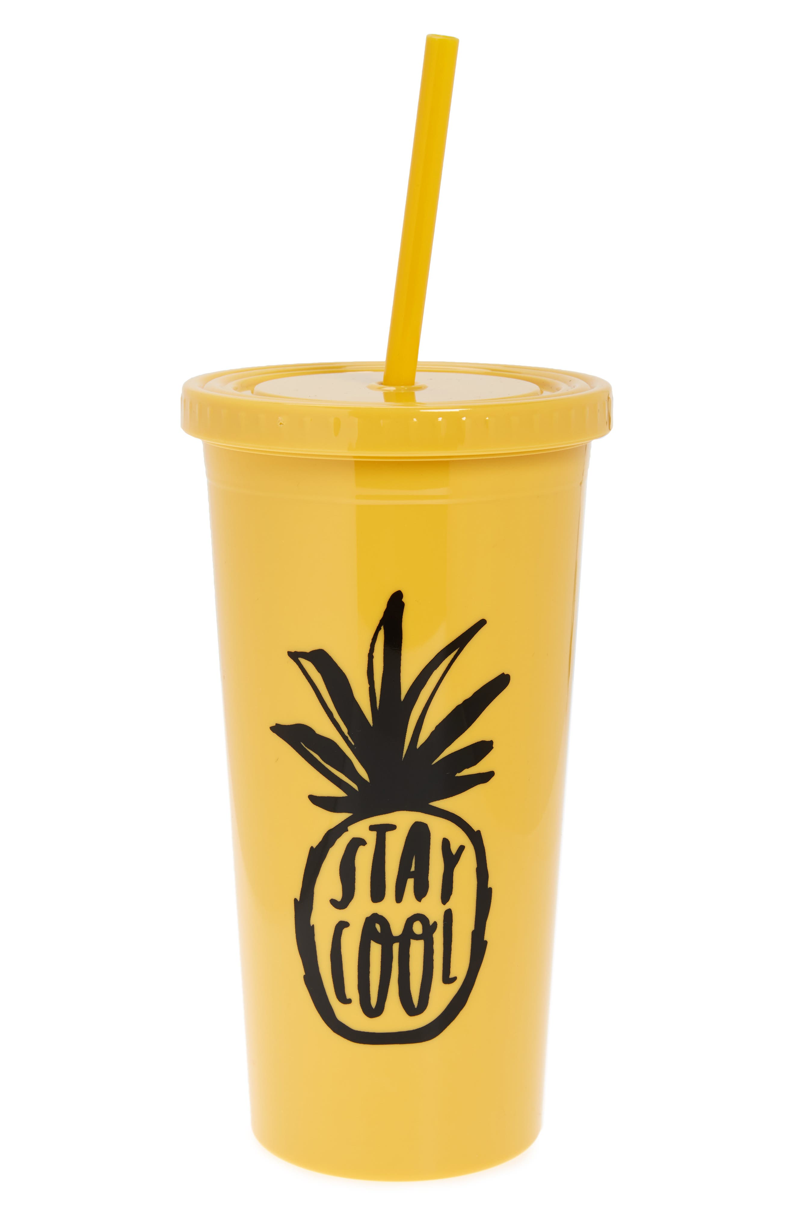 The Created Co. Stay Cool Tumbler & Straw