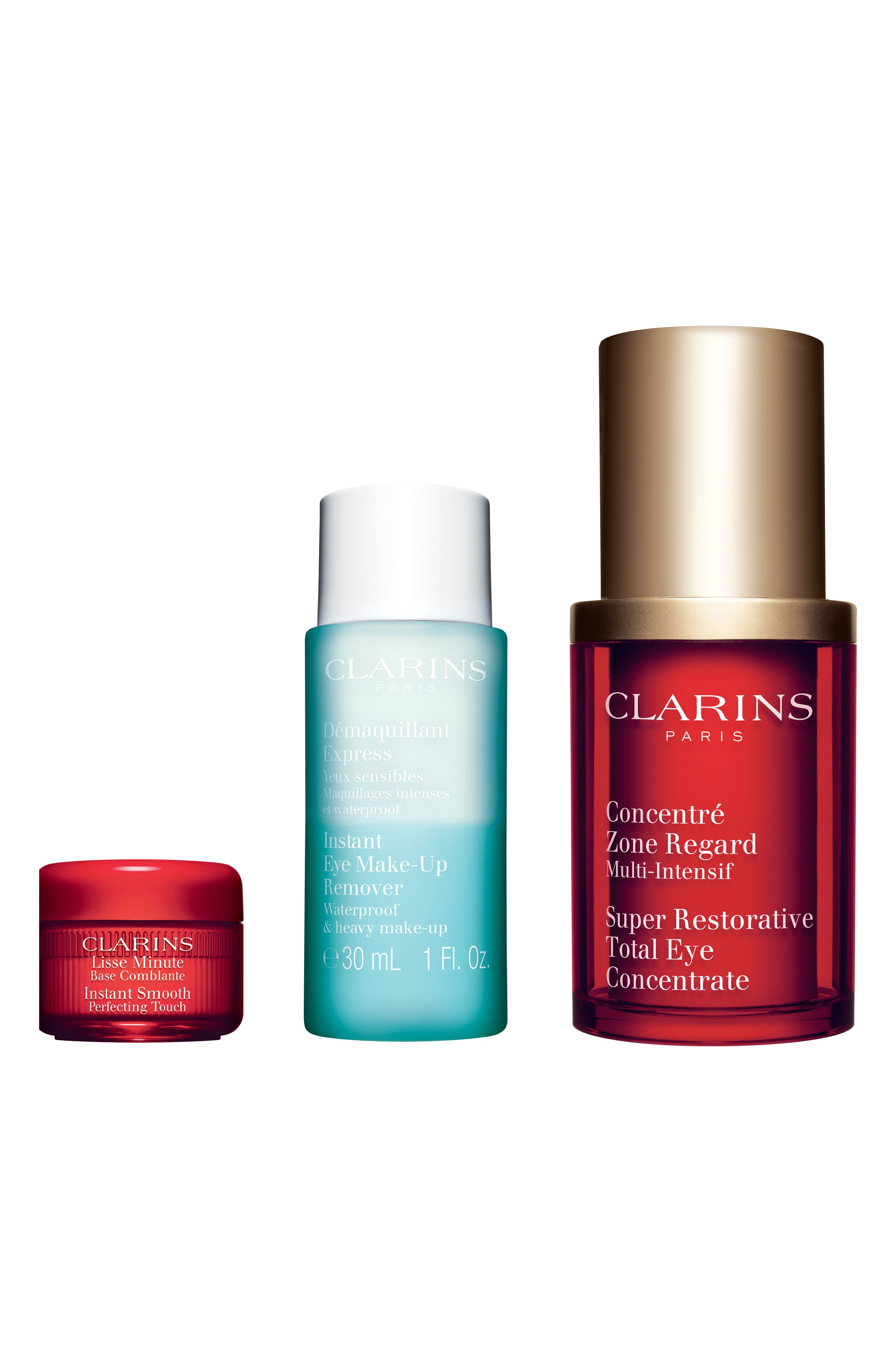 Main Image - Clarins Restoring Eye Wonders Collection (Over $102 Value)