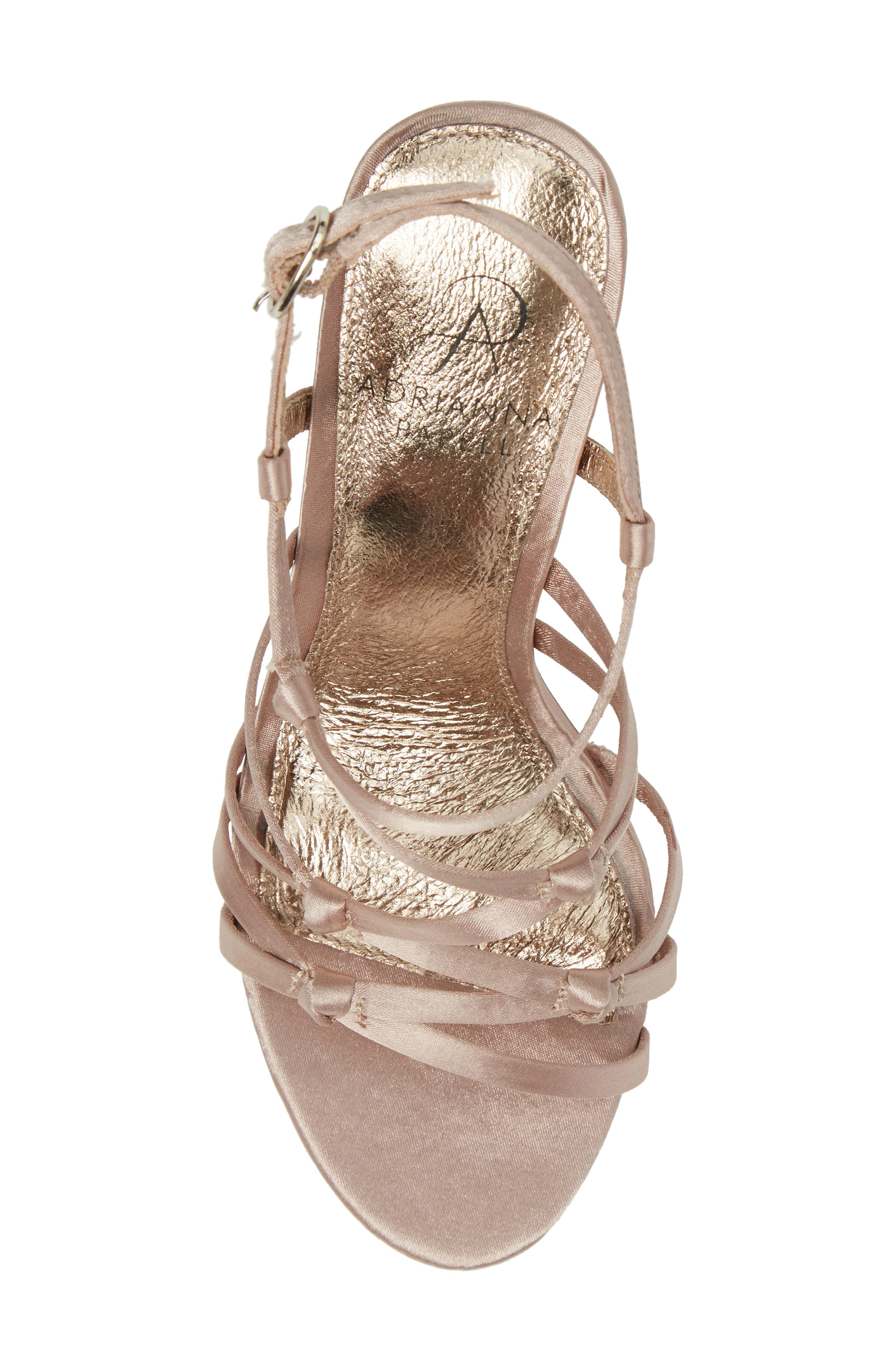 Alternate Image 5  - Adrianna Papell Adelson Knotted Strappy Sandal (Women)