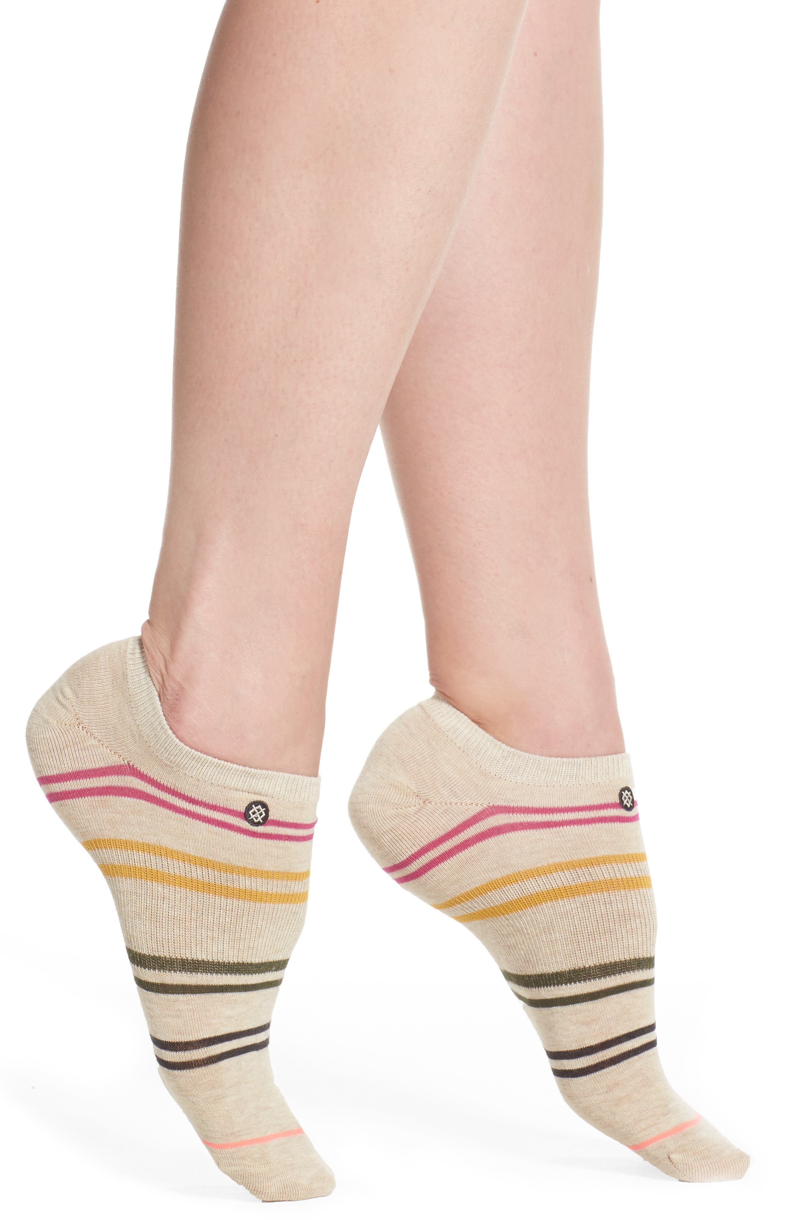 Main Image - Stance Jah Invisible Liner Socks