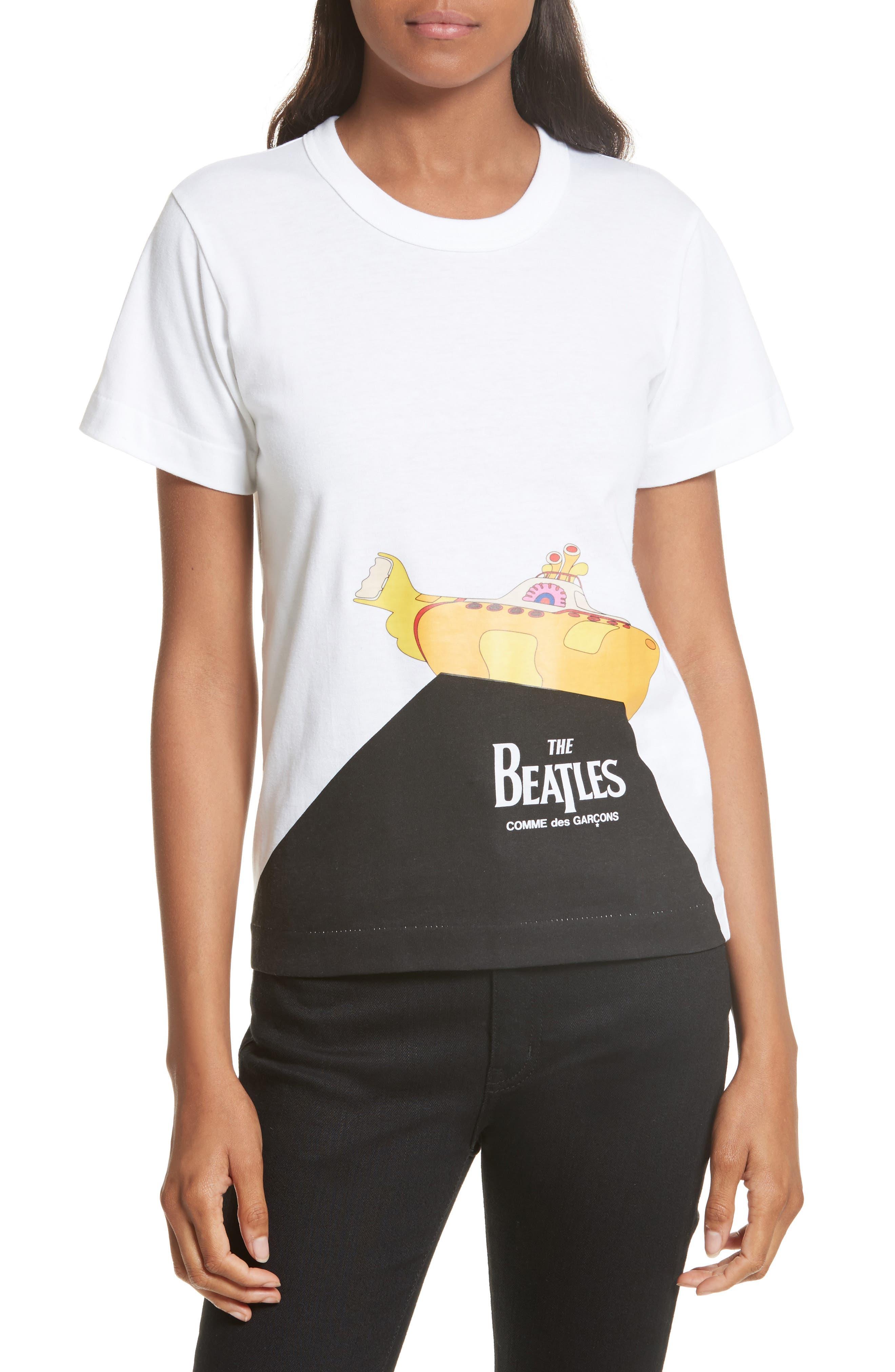 Comme des Garçons Beatles Tee