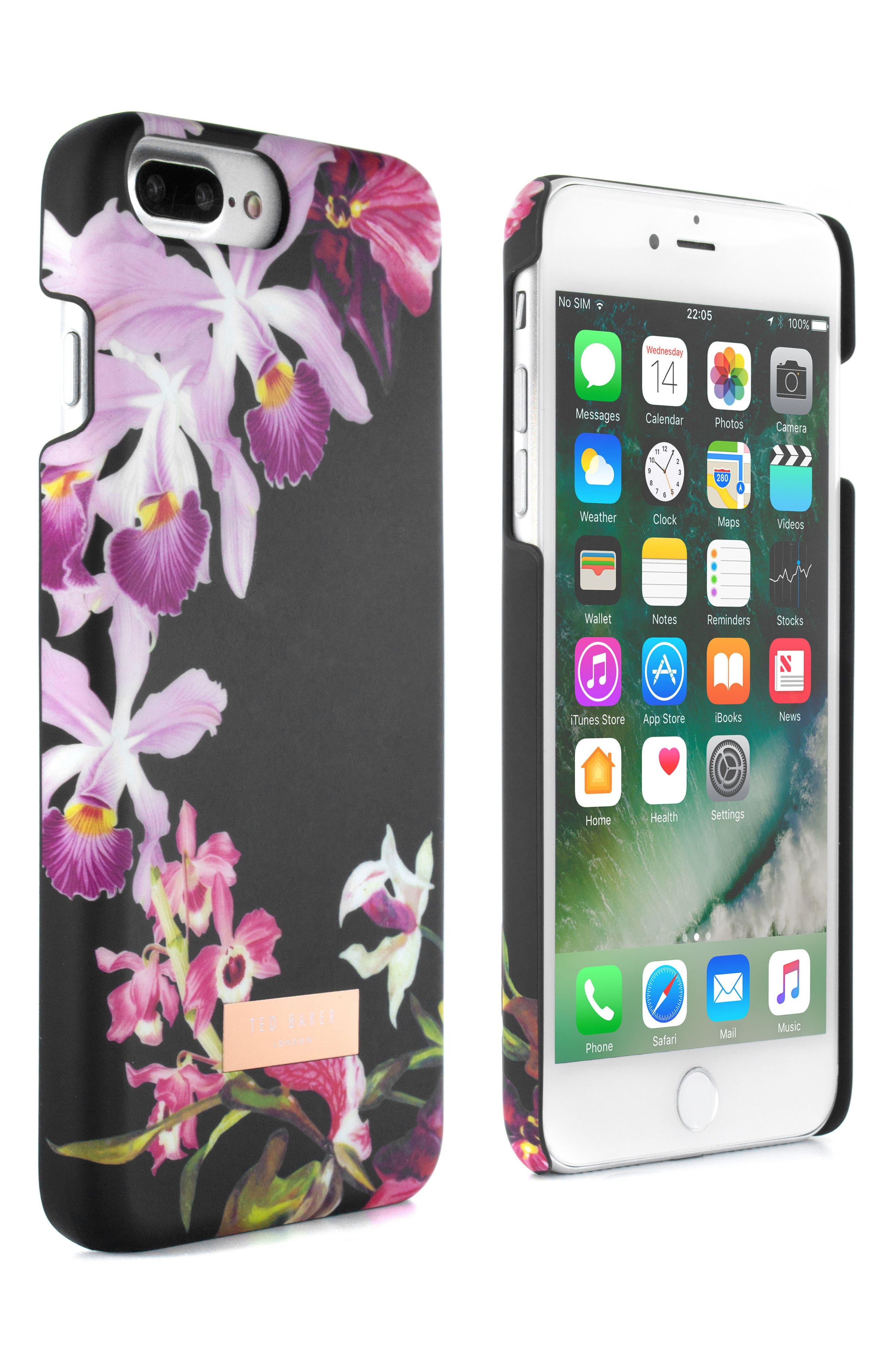 Alternate Image 4  - Ted Baker London Sidra Garden iPhone 6/6s/7/8 Plus Case